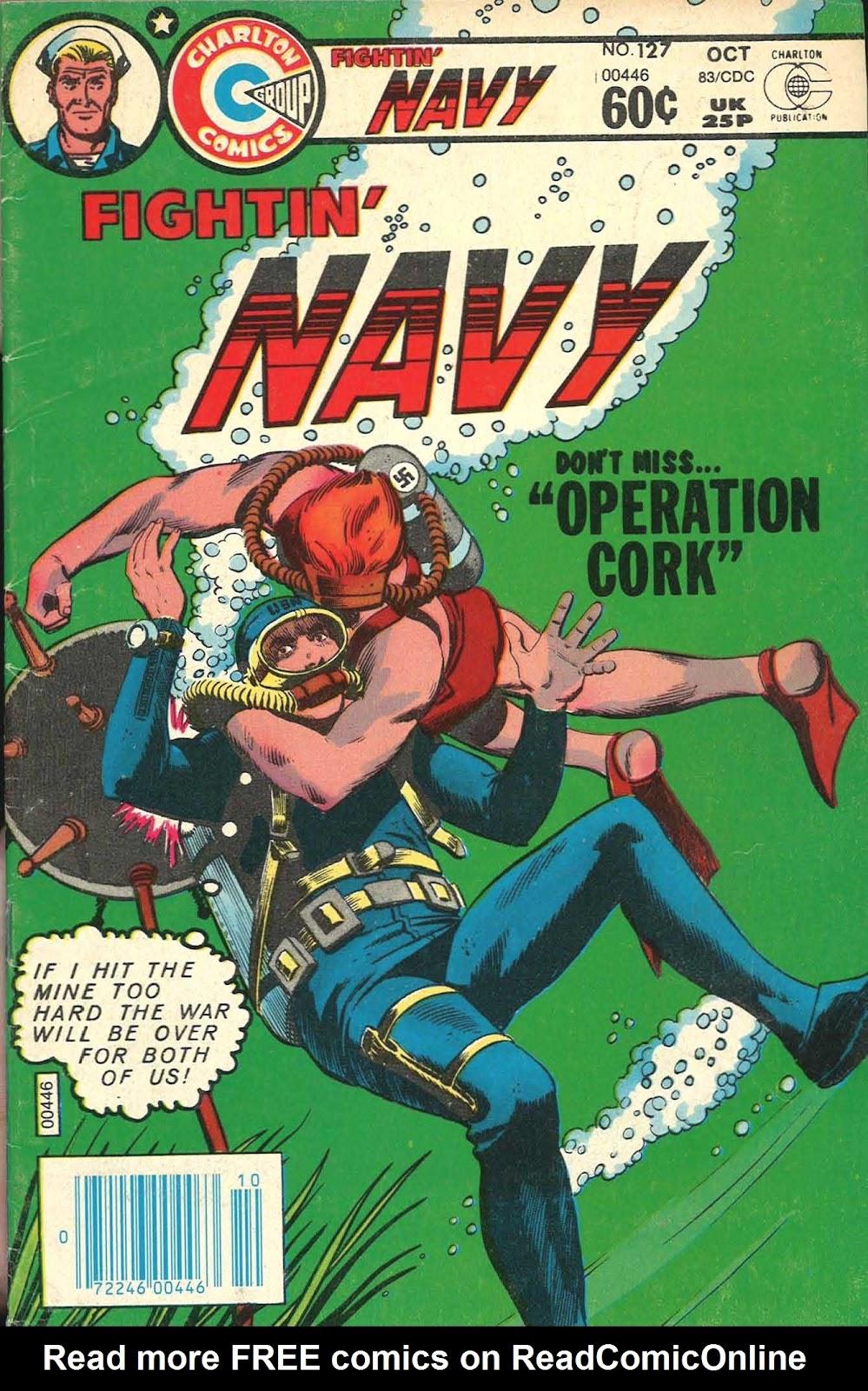 Read online Fightin' Navy comic -  Issue #127 - 1