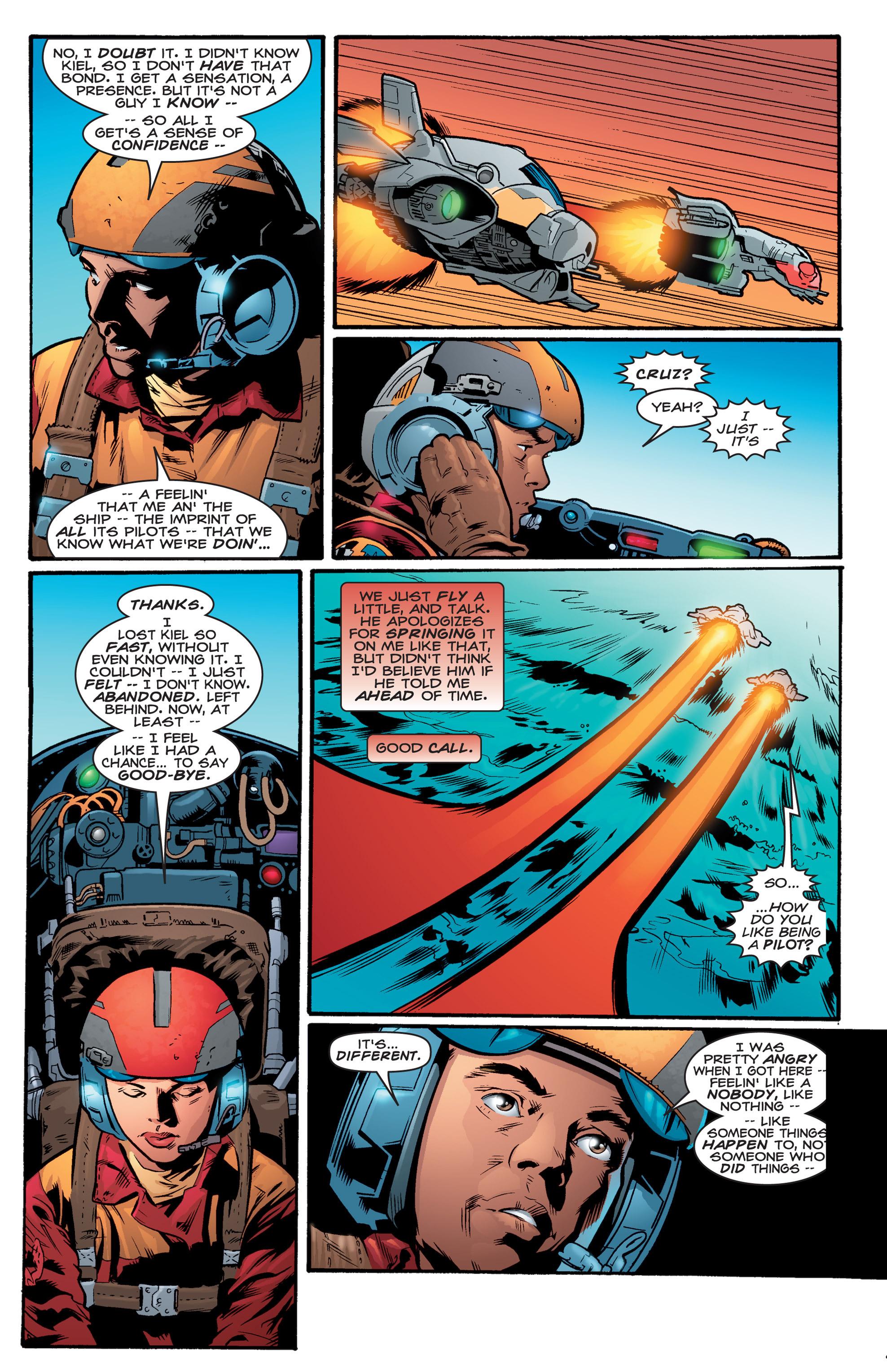 Read online Shockrockets comic -  Issue # TPB - 107