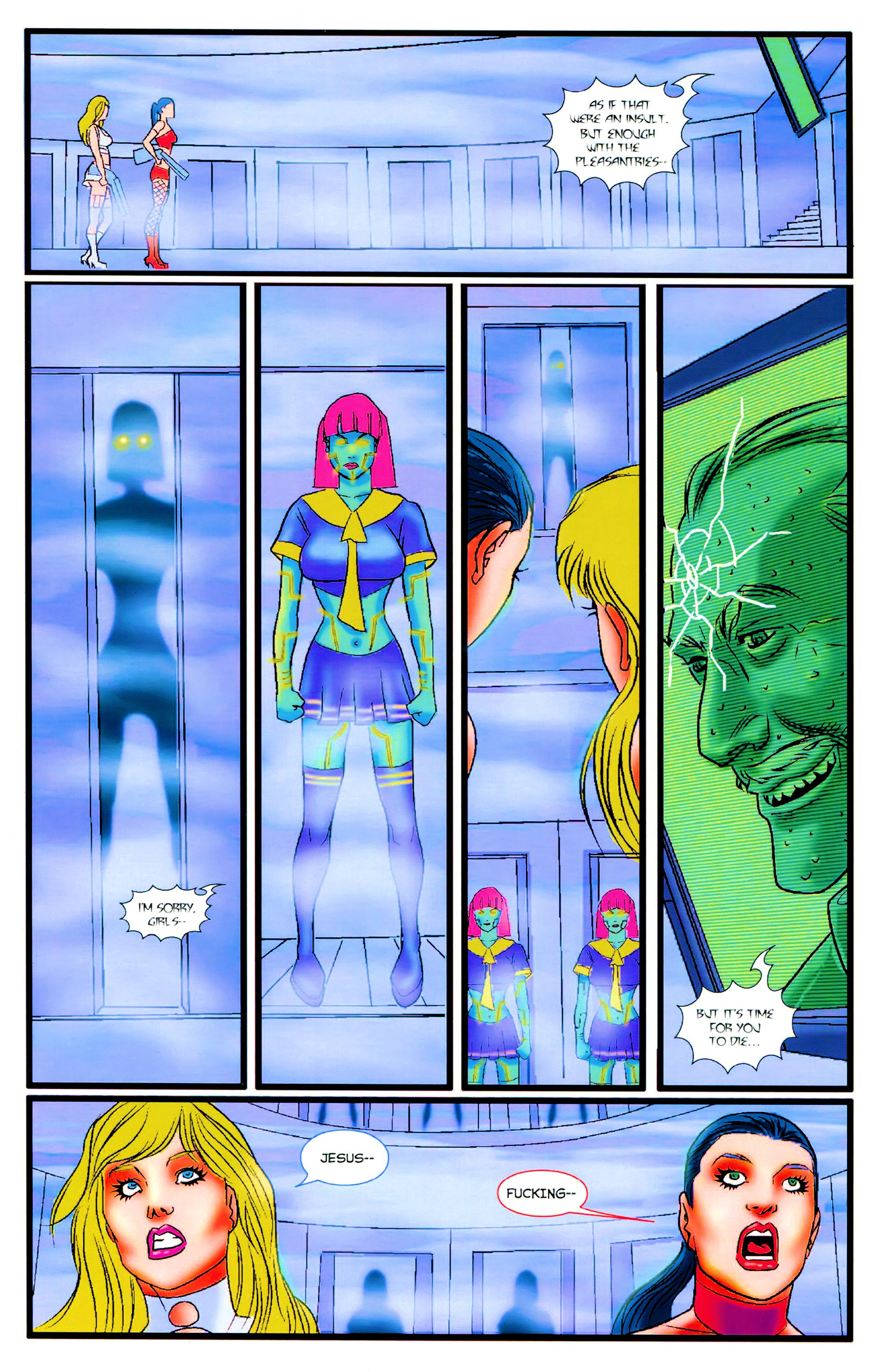 Read online Notti & Nyce comic -  Issue #3 - 6