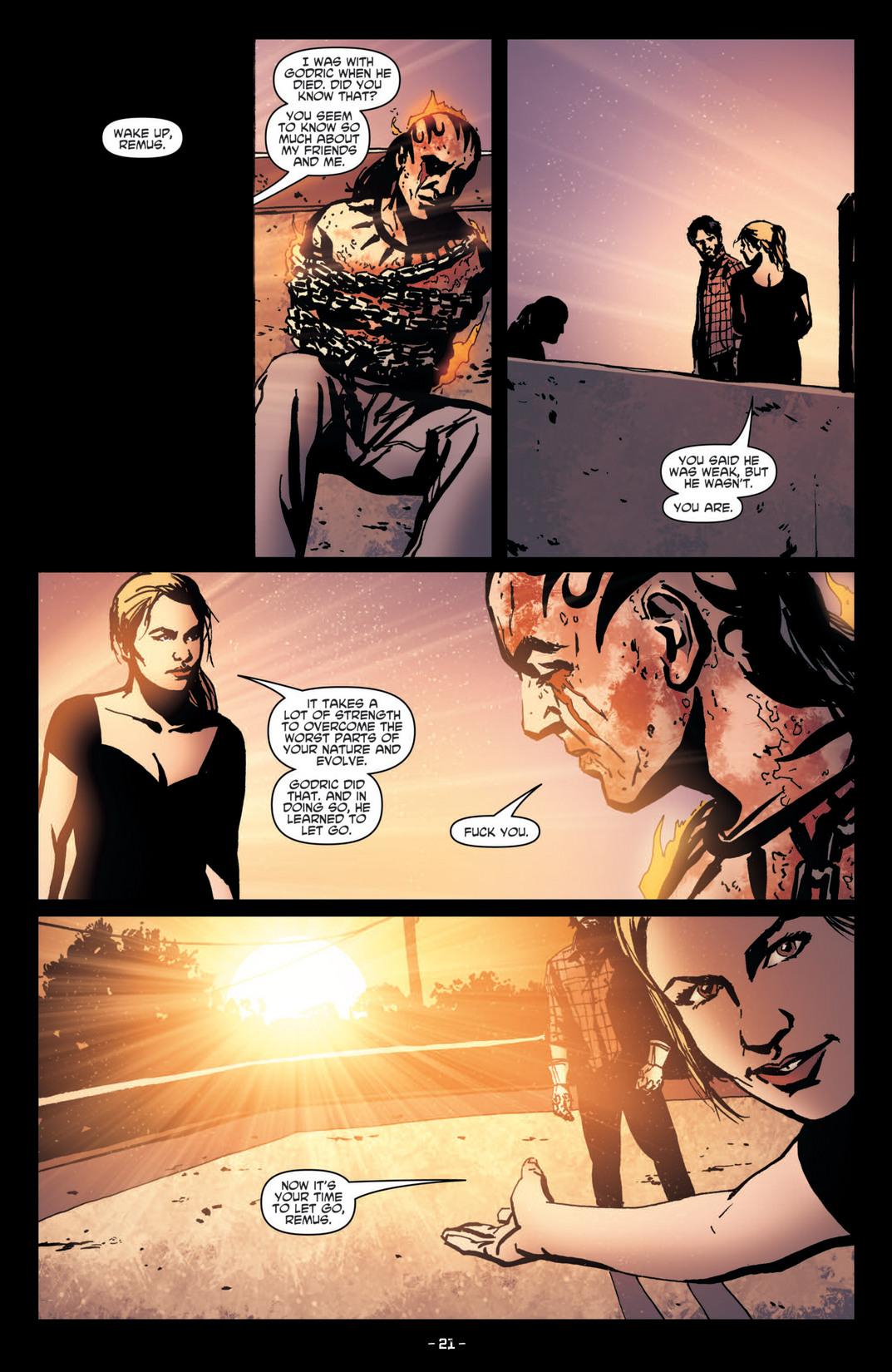 Read online True Blood (2012) comic -  Issue #4 - 23
