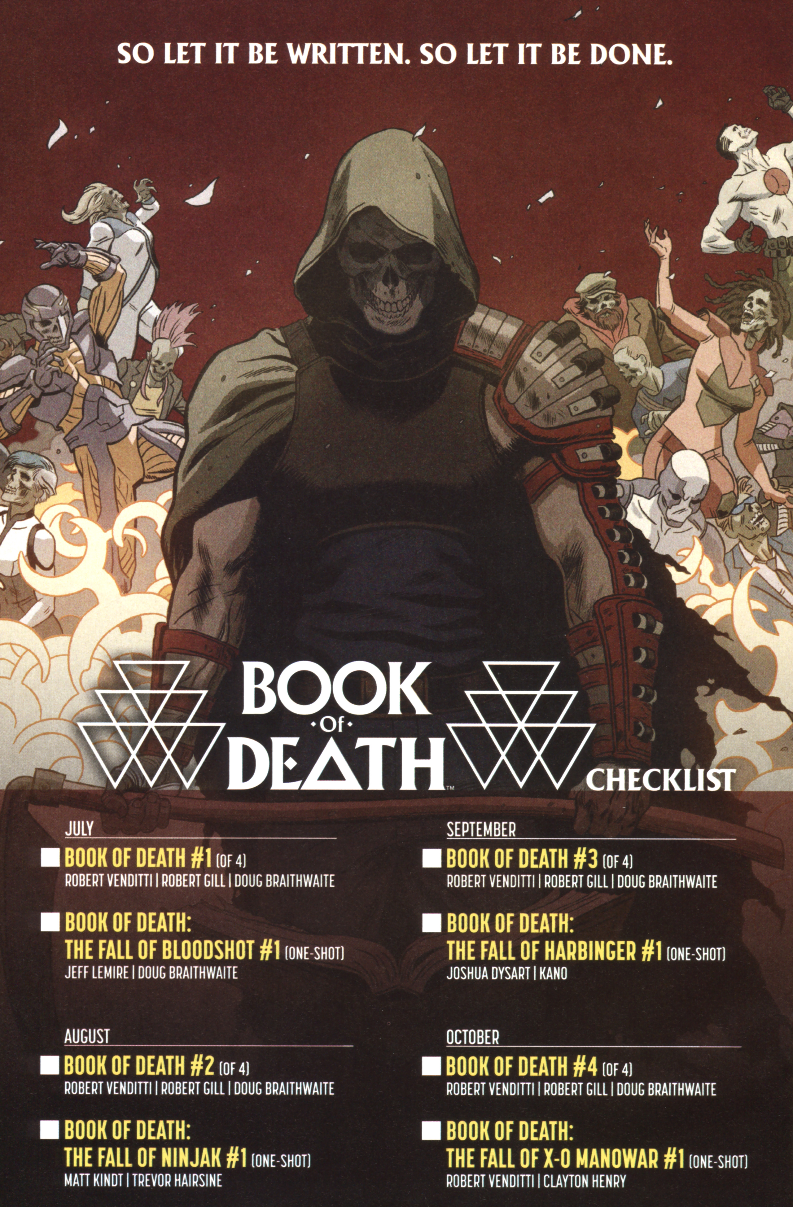 Read online Book of Death: Legends of the Geomancer comic -  Issue #2 - 4