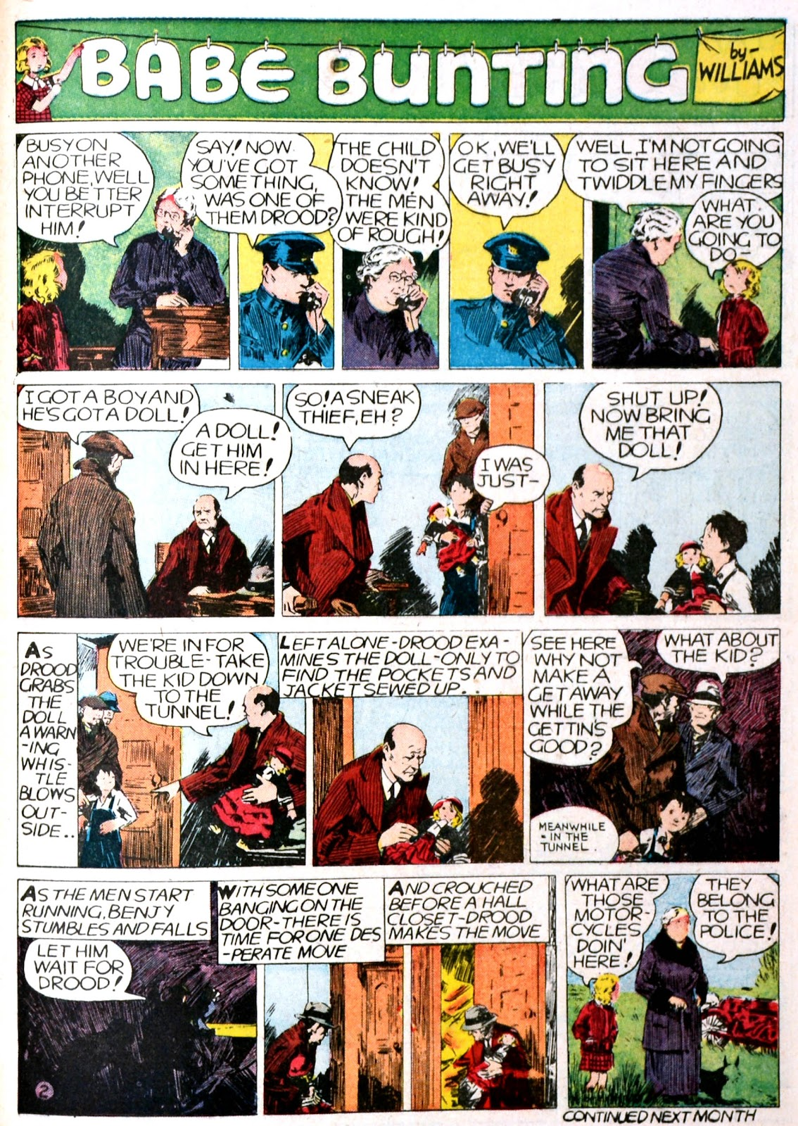 Read online Famous Funnies comic -  Issue #76 - 54