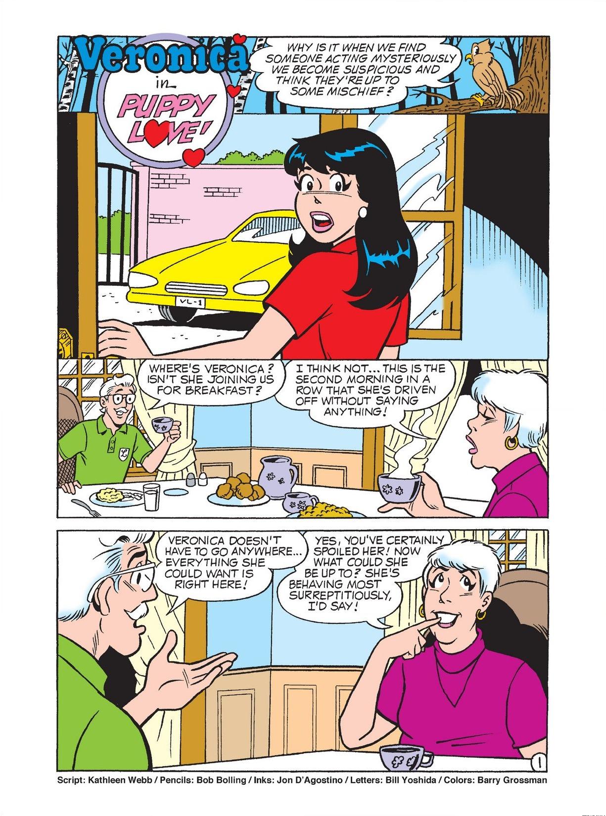 Read online Archie 1000 Page Comics Bonanza comic -  Issue #3 (Part 1) - 52