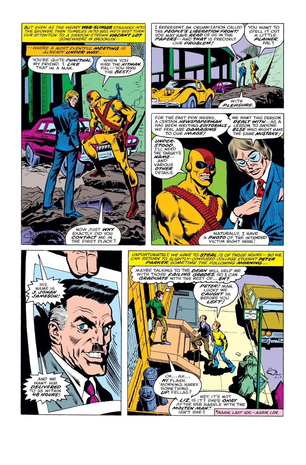 The Amazing Spider-Man (1963) 174 Page 5