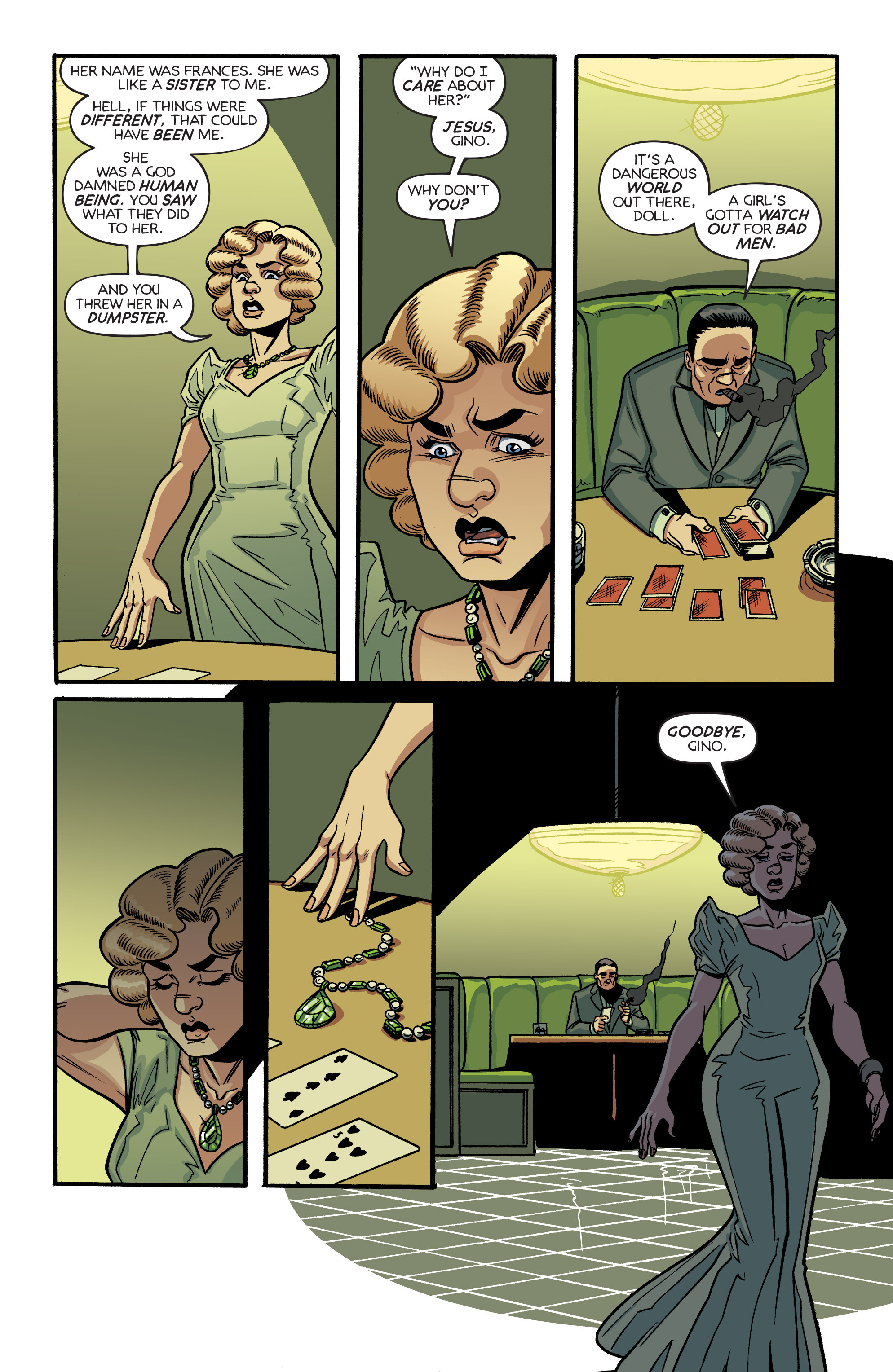 Read online Angel City comic -  Issue #6 - 22