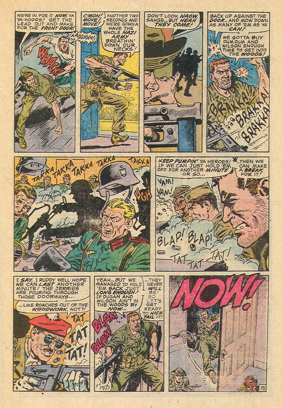 Read online Sgt. Fury comic -  Issue #75 - 21