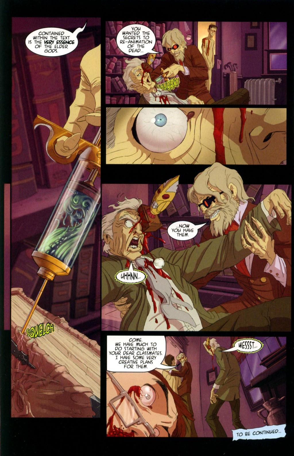 Read online Re-Animator comic -  Issue # Full - 10