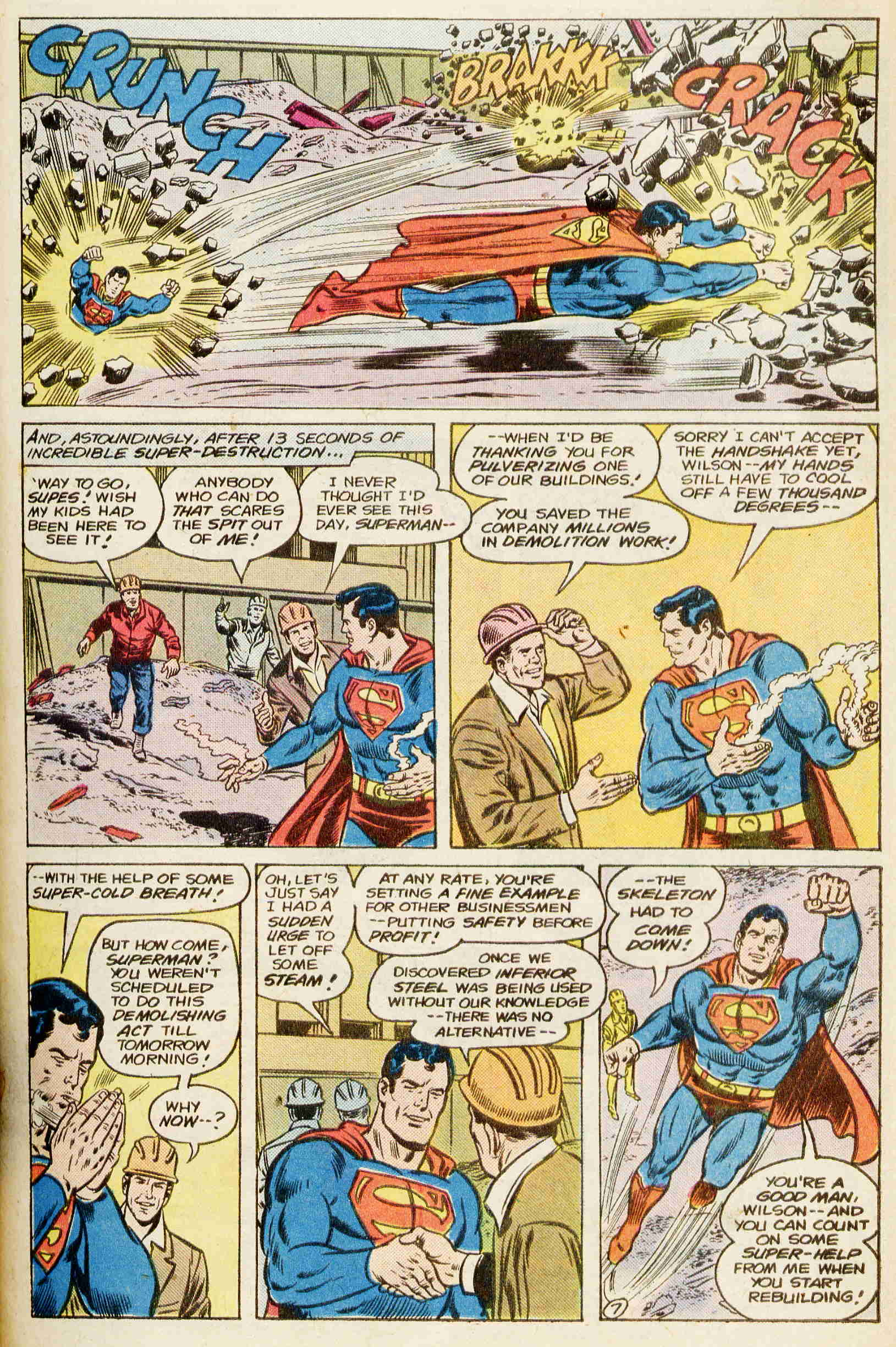 Read online Action Comics (1938) comic -  Issue #490 - 8