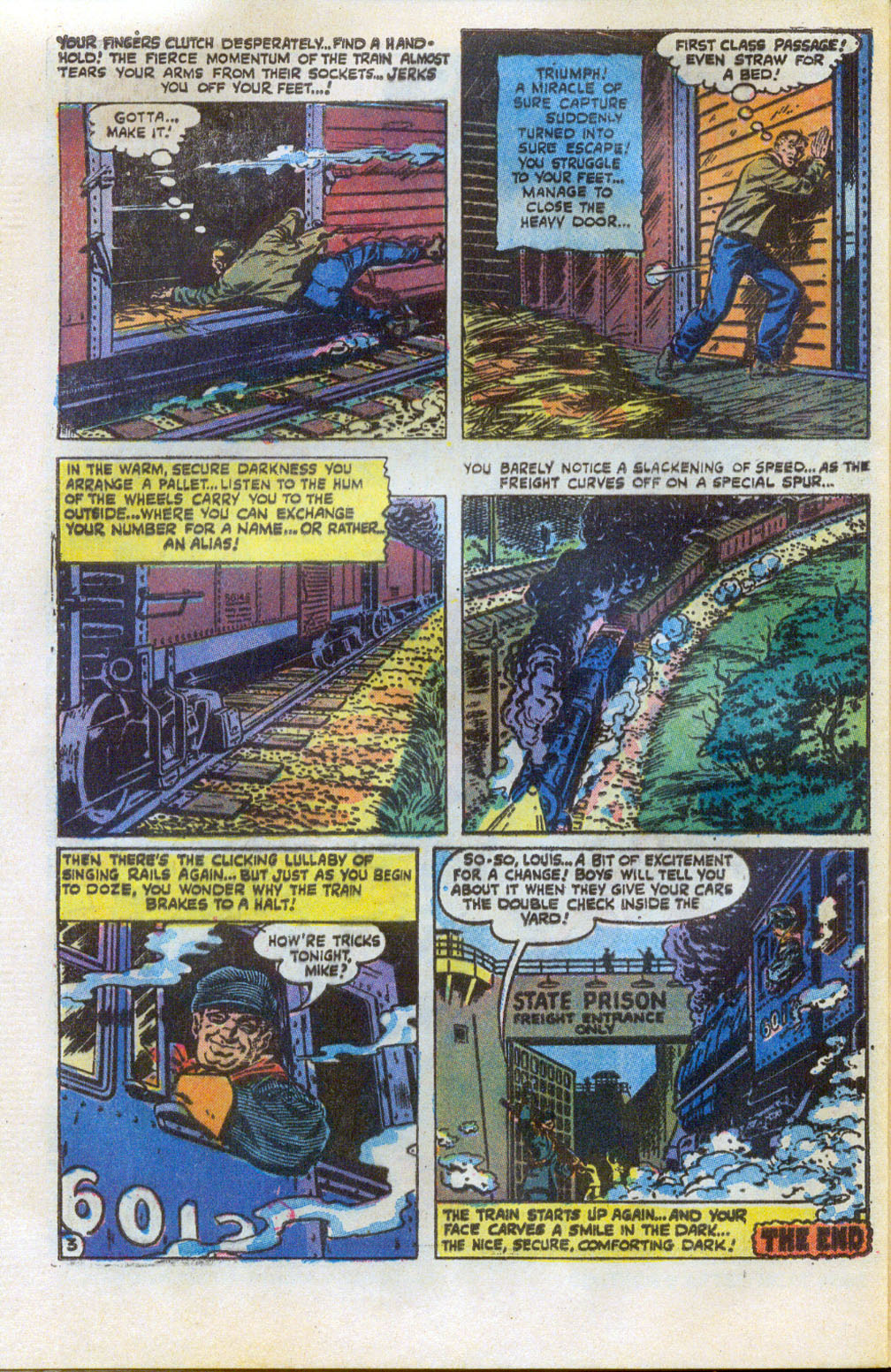 Crypt of Shadows (1973) issue 6 - Page 32