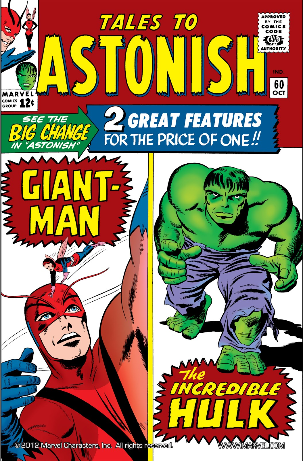 Read online Marvel Masterworks: The Incredible Hulk comic -  Issue # TPB 2 (Part 1) - 23