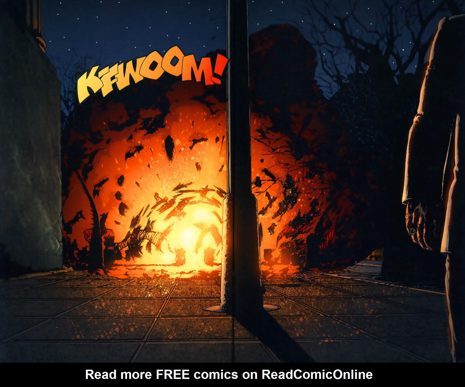 Read online Rex Mundi comic -  Issue #1 - 23