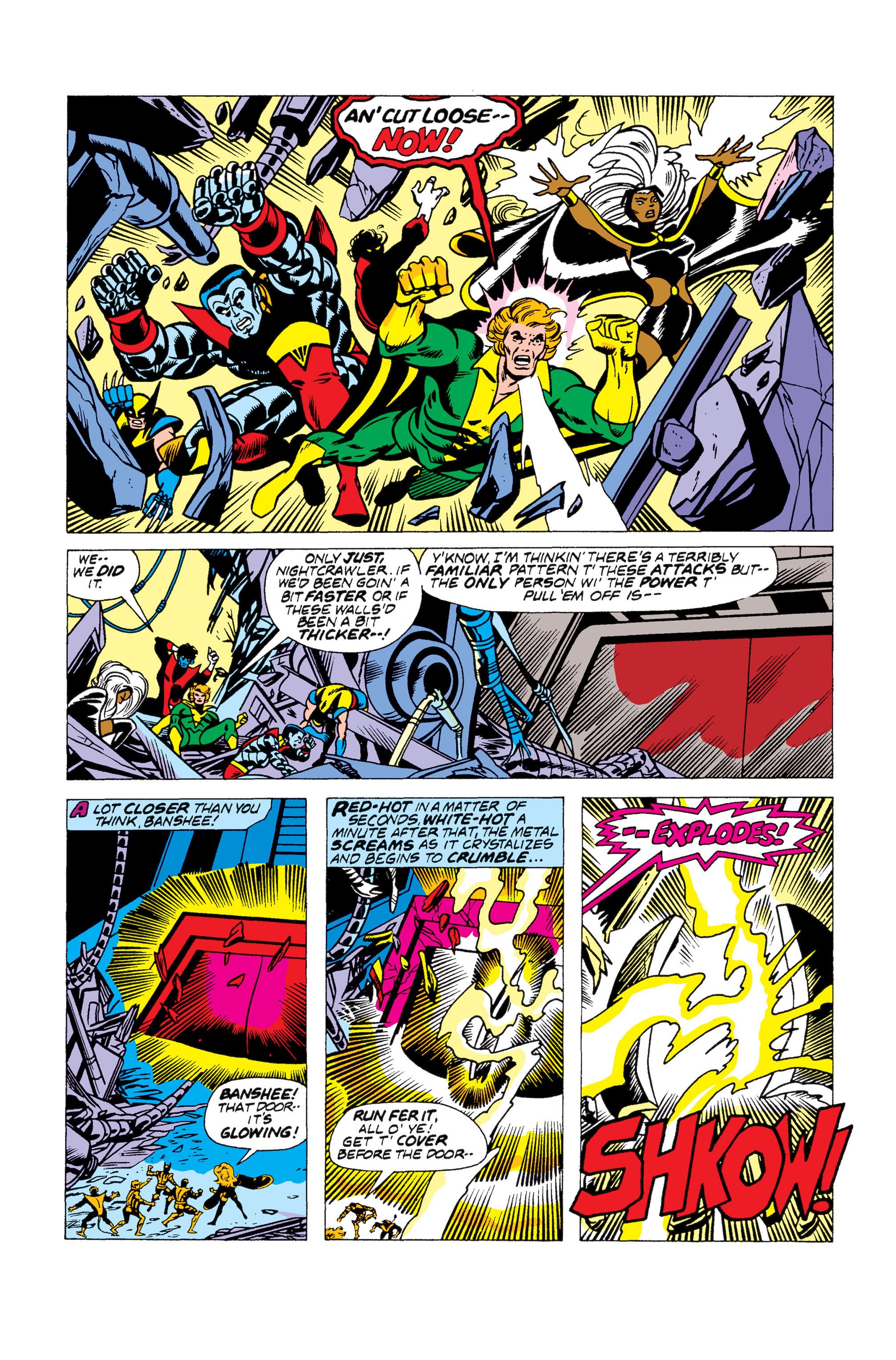 Uncanny X-Men (1963) 104 Page 5