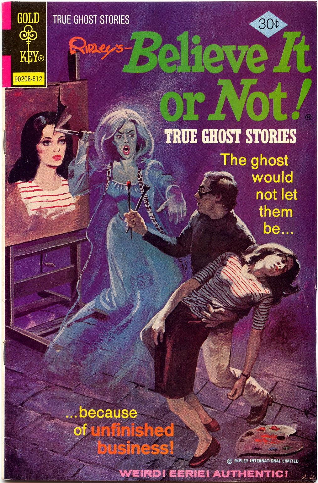 Ripleys Believe it or Not! (1965) 66 Page 1