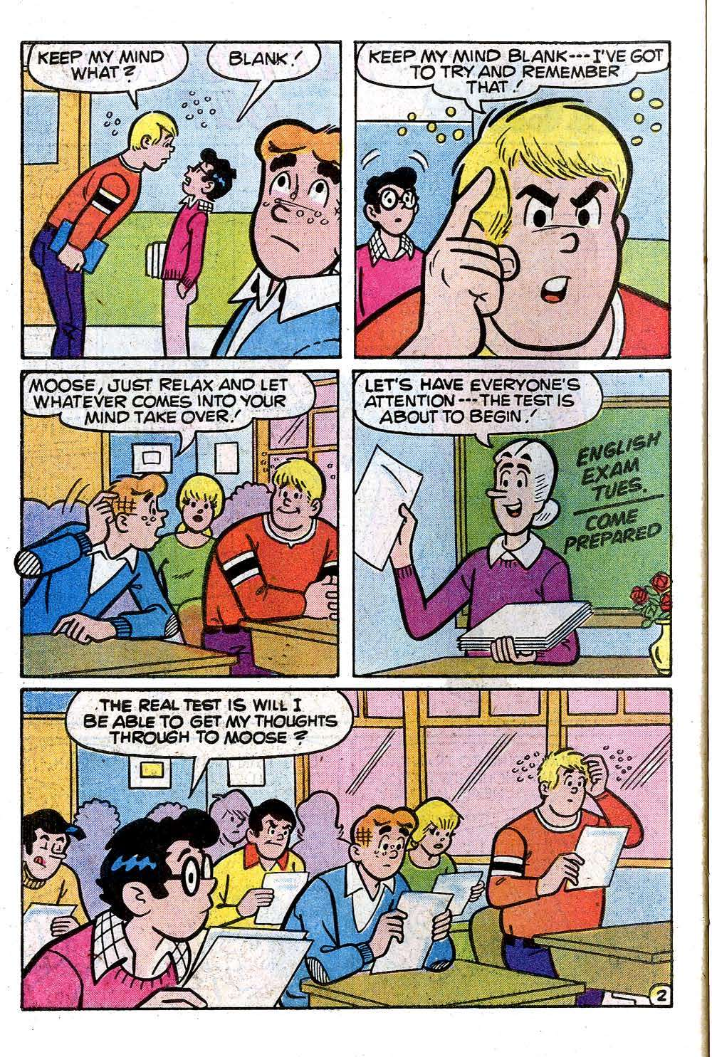 Read online Archie (1960) comic -  Issue #271 - 30