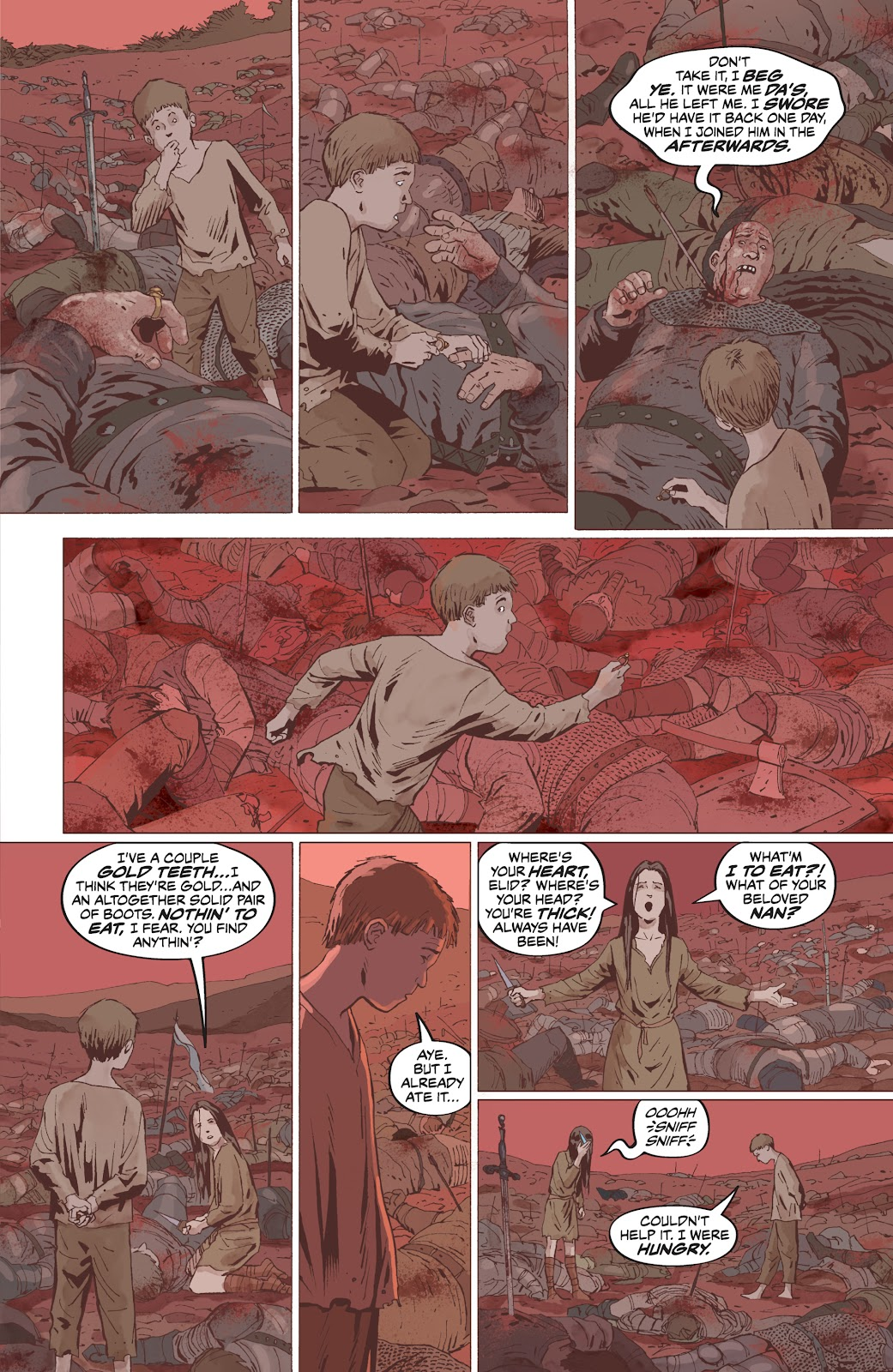 Read online The Witcher Omnibus comic -  Issue # TPB (Part 5) - 4
