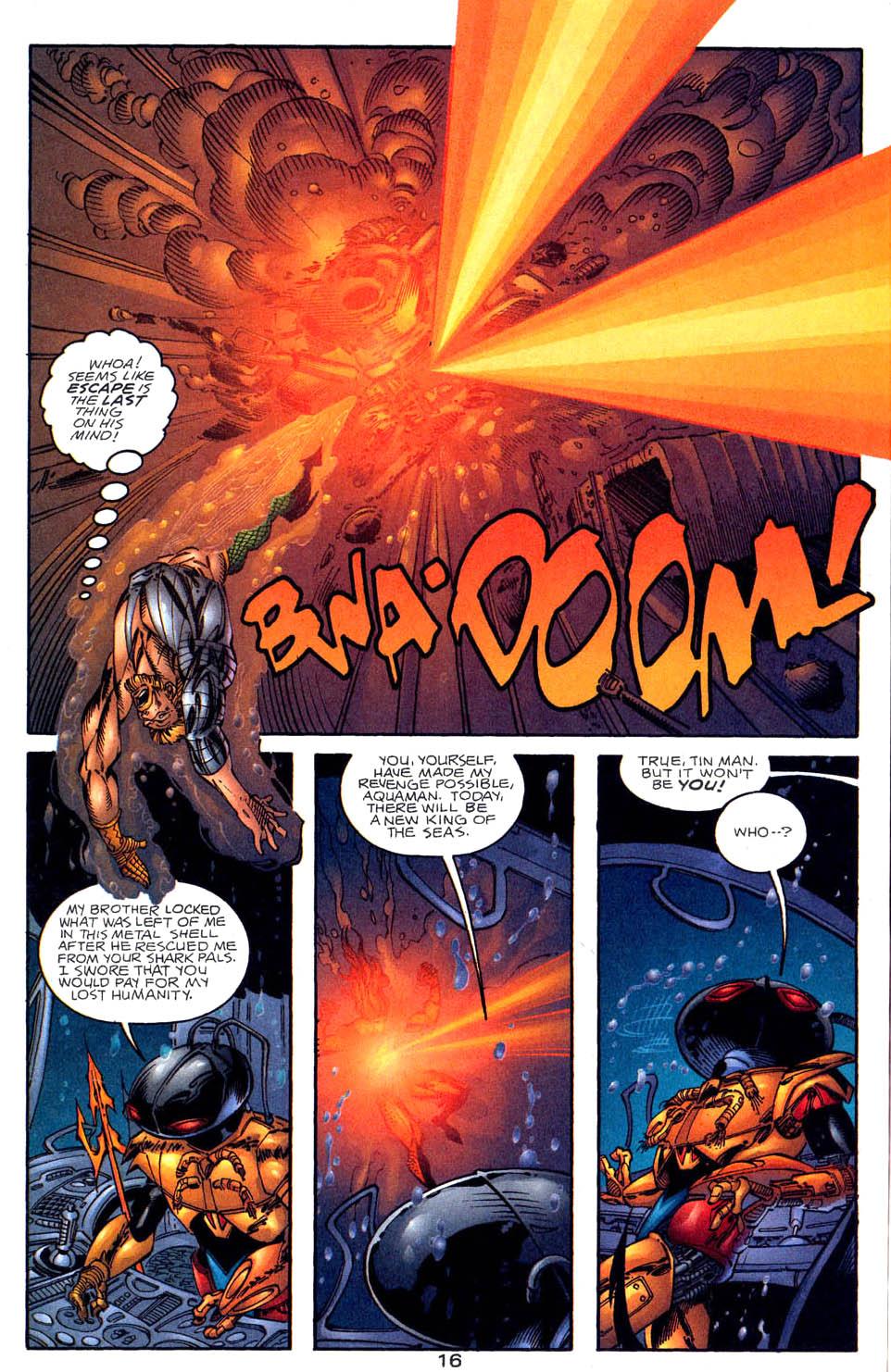 Read online Aquaman (1994) comic -  Issue #58 - 16