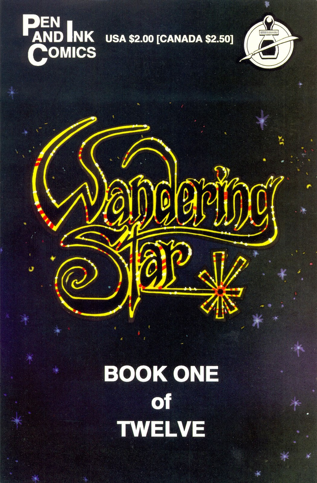 Wandering Star issue 1 - Page 1