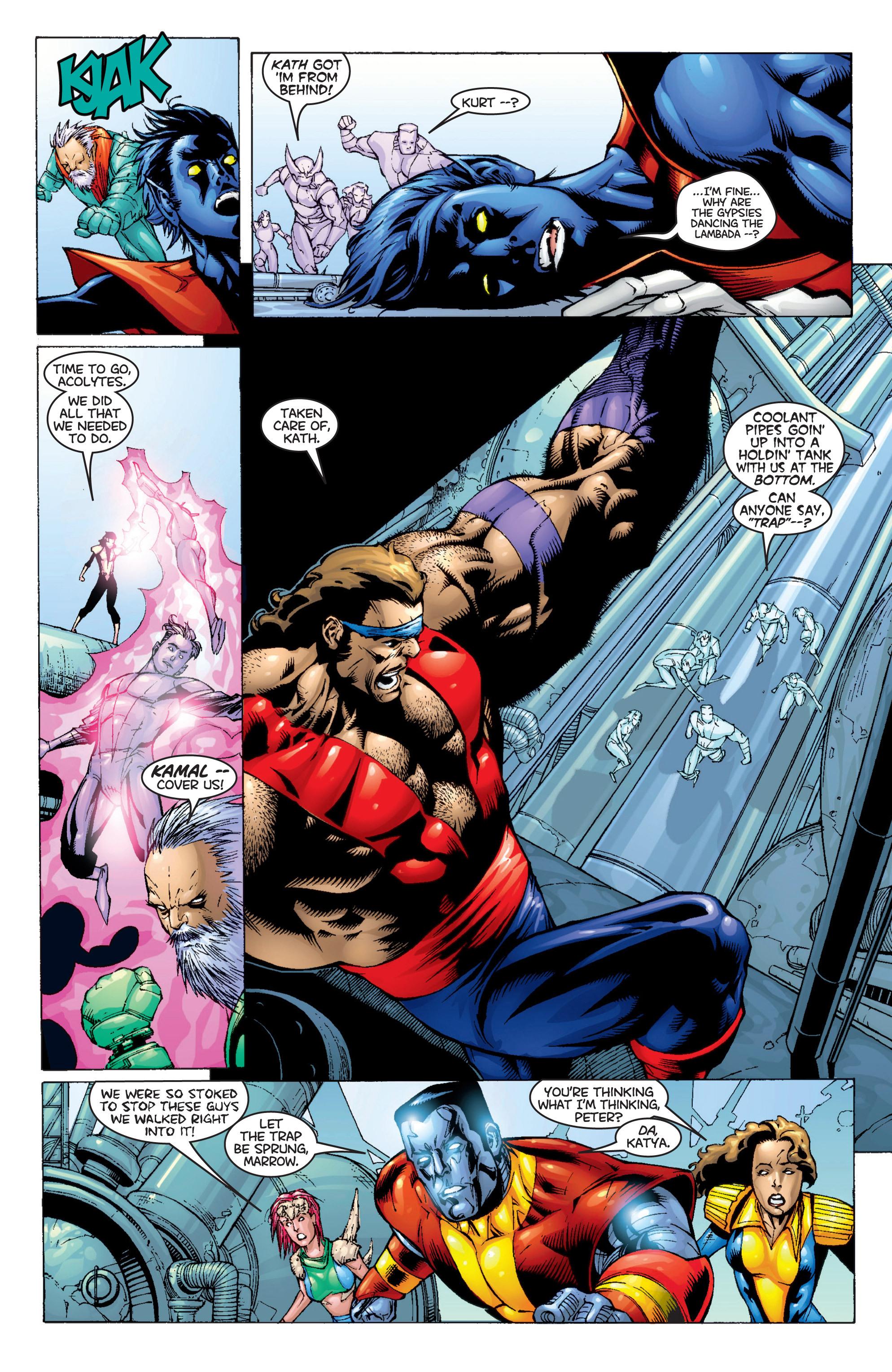 Read online Uncanny X-Men (1963) comic -  Issue #366 - 11