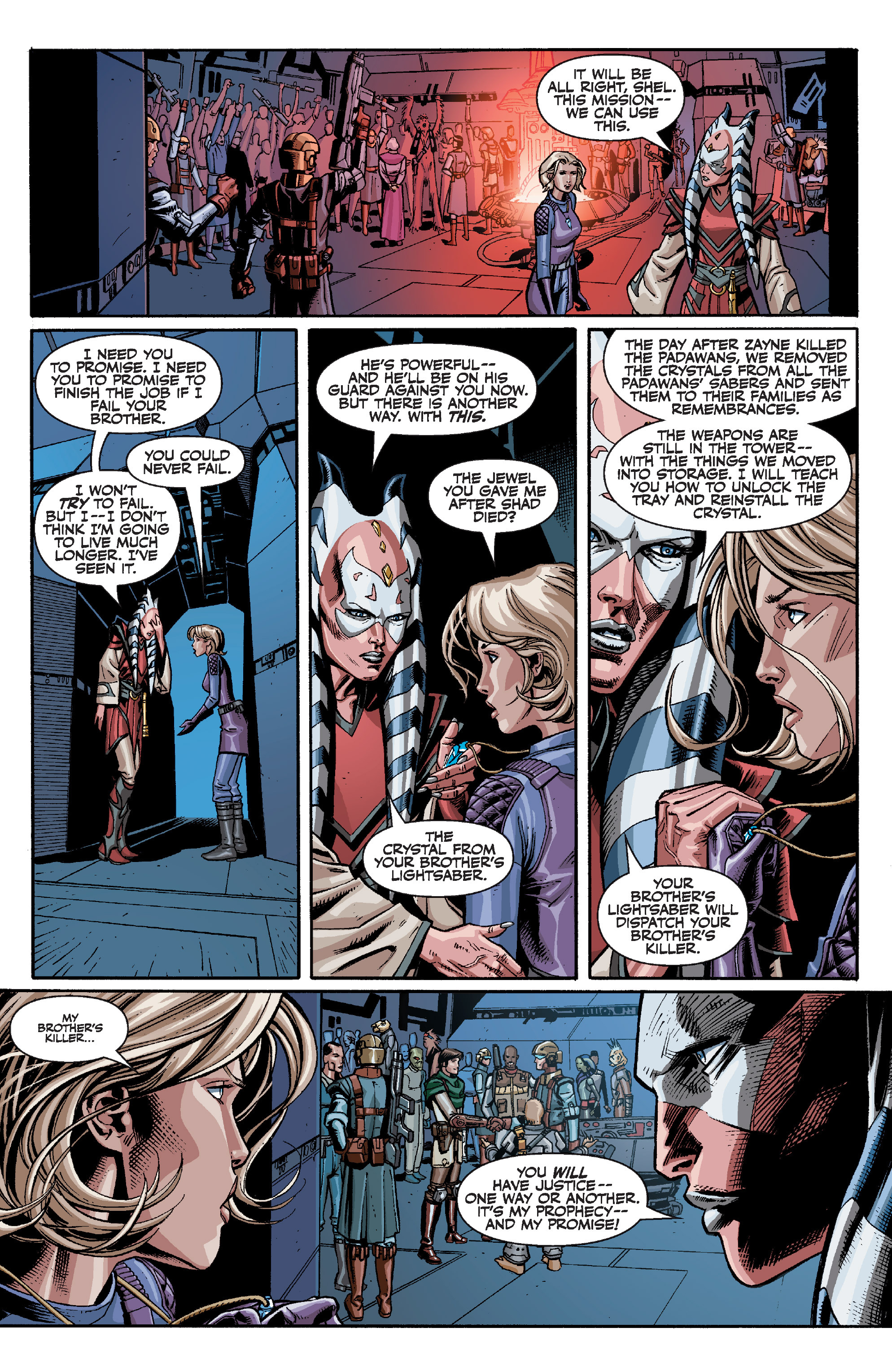 Read online Star Wars Omnibus comic -  Issue # Vol. 32 - 120