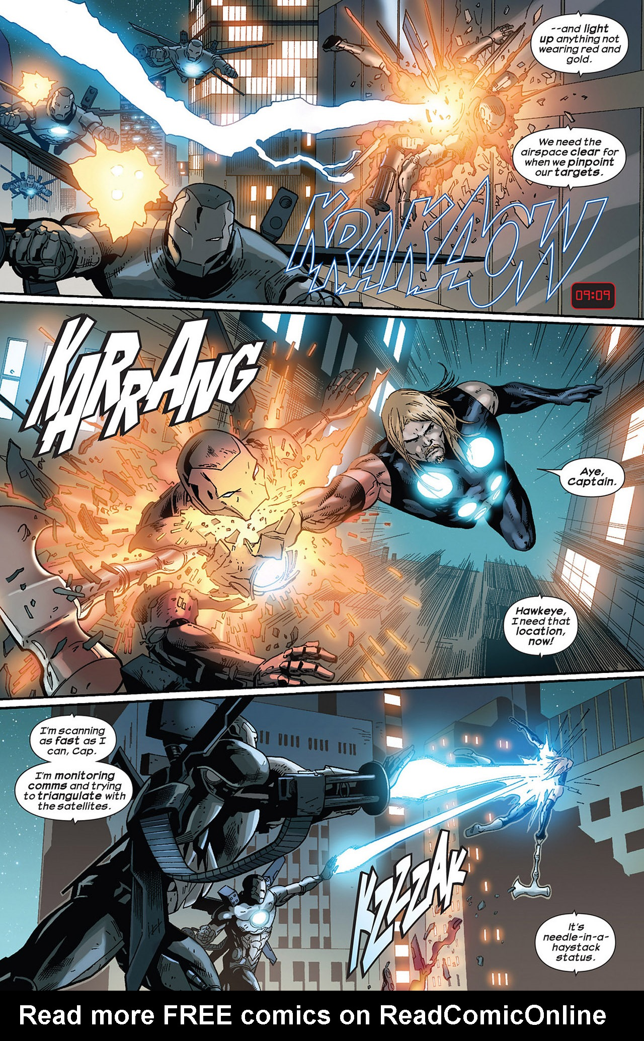 Read online Ultimate Comics Ultimates comic -  Issue #14 - 11