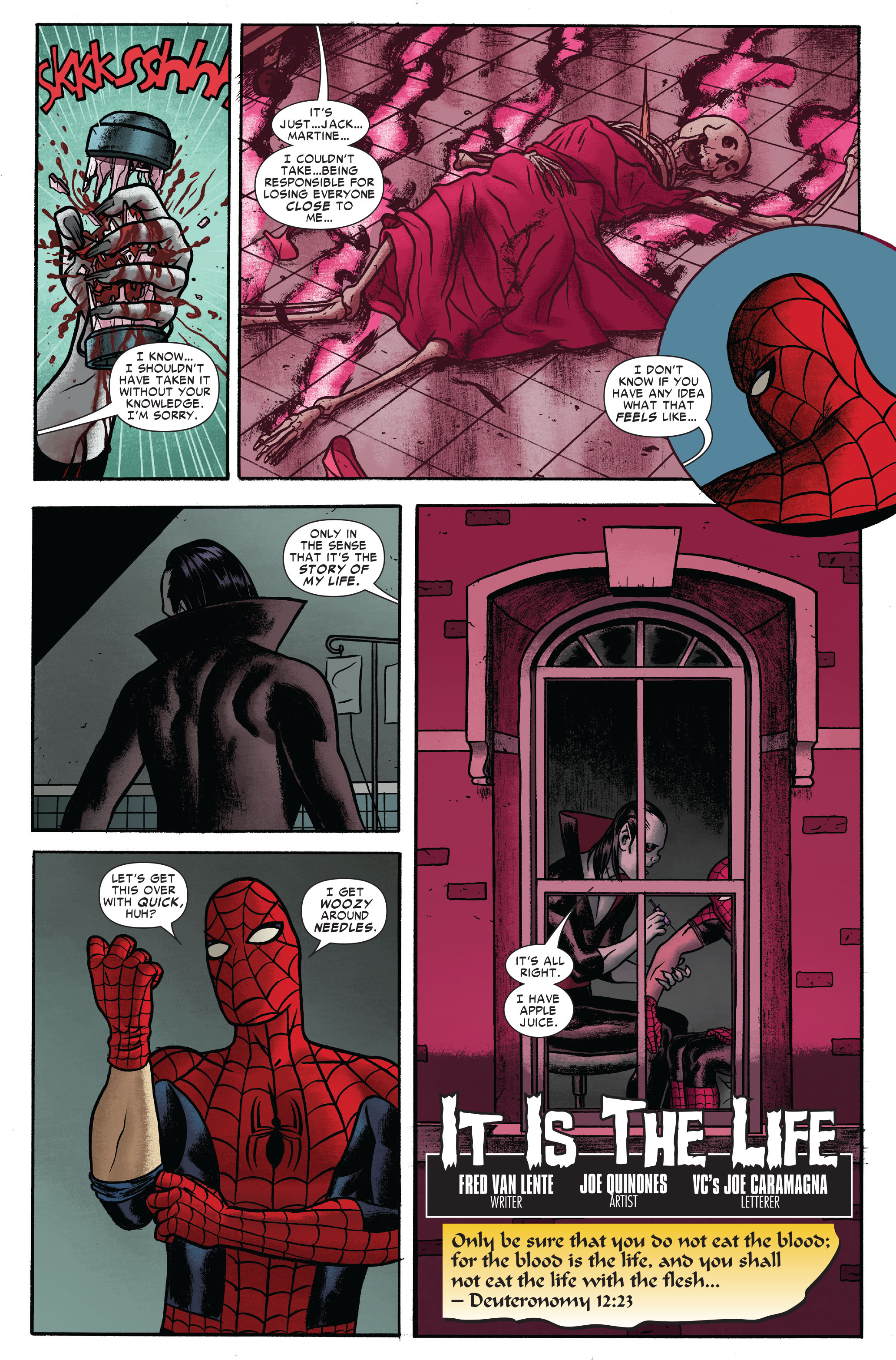 The Amazing Spider-Man (1963) 622 Page 13