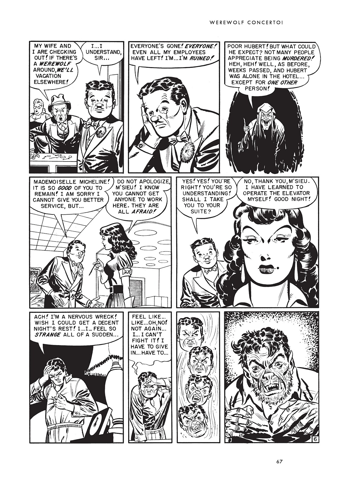 Read online Voodoo Vengeance and Other Stories comic -  Issue # TPB (Part 1) - 84