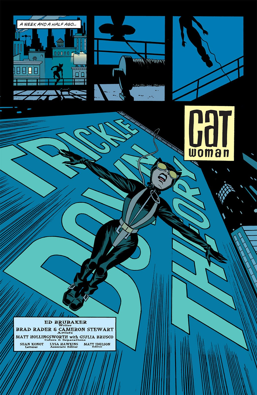 Catwoman (2002) Issue #5 #5 - English 3