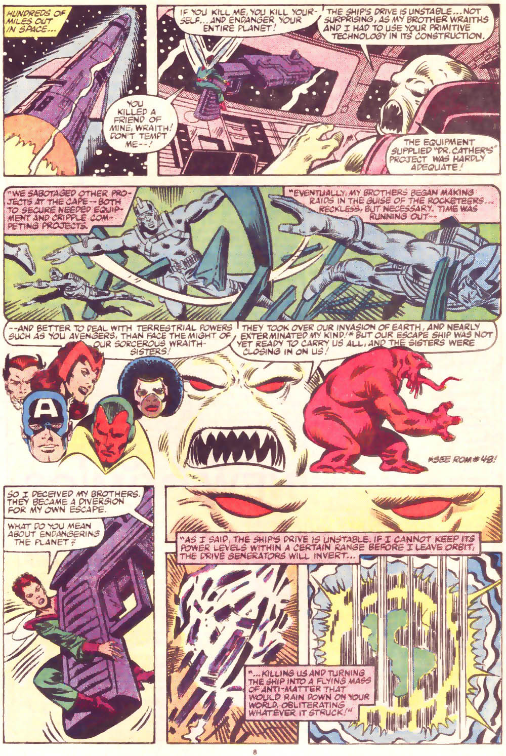 The Avengers (1963) 245 Page 8