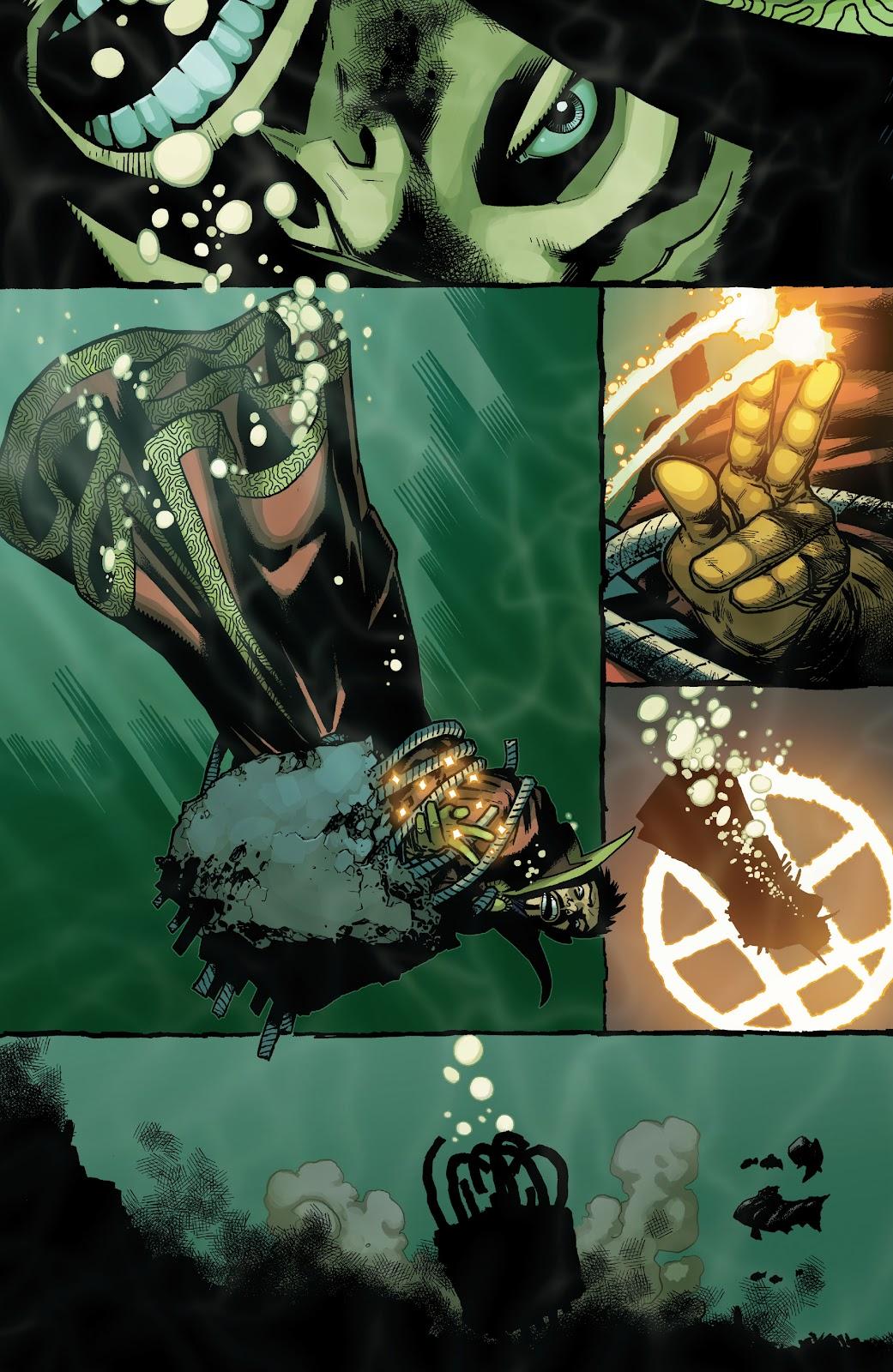 Read online Dr. Strange comic -  Issue #2 - 3