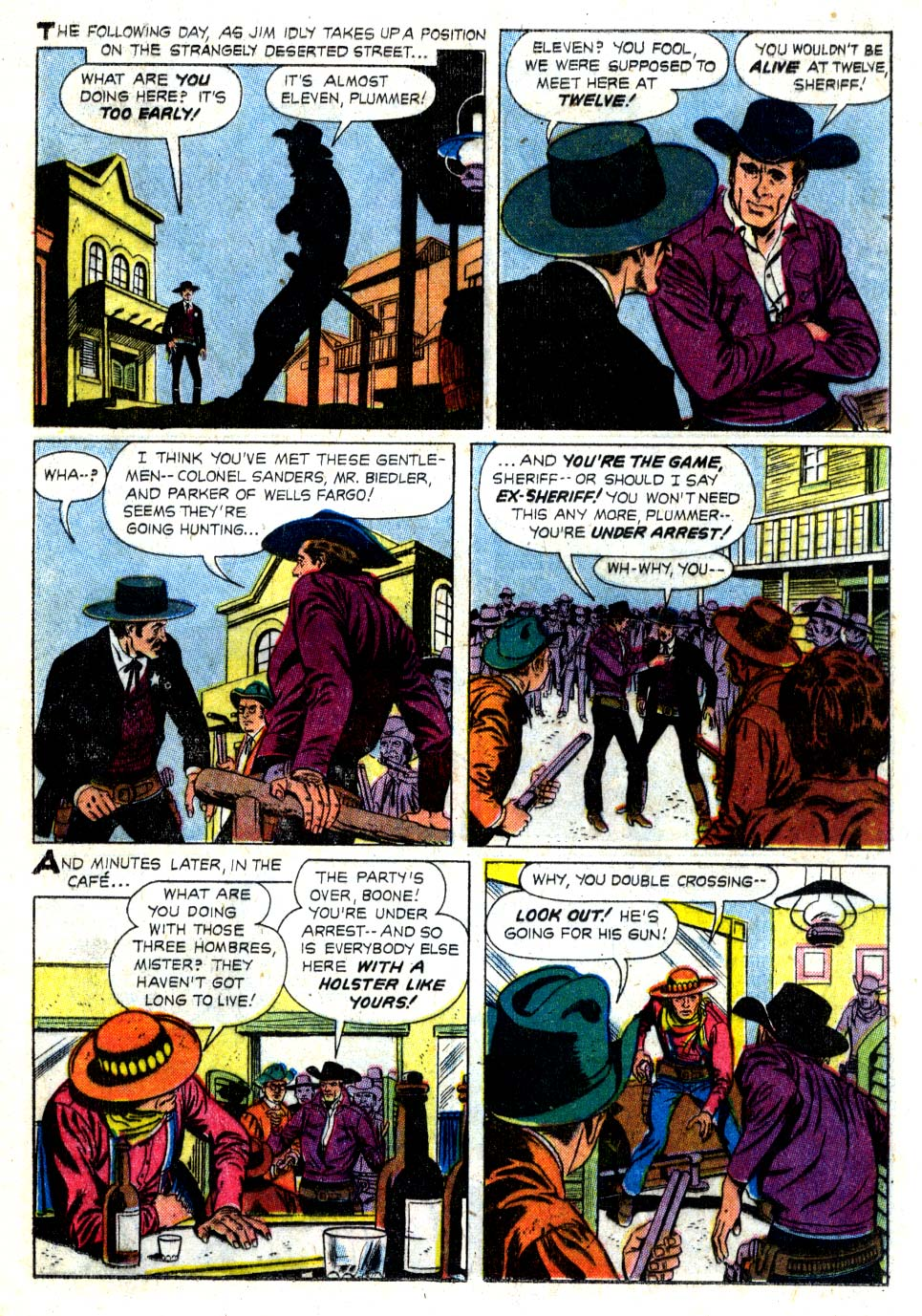 Four Color Comics issue 876 - Page 17