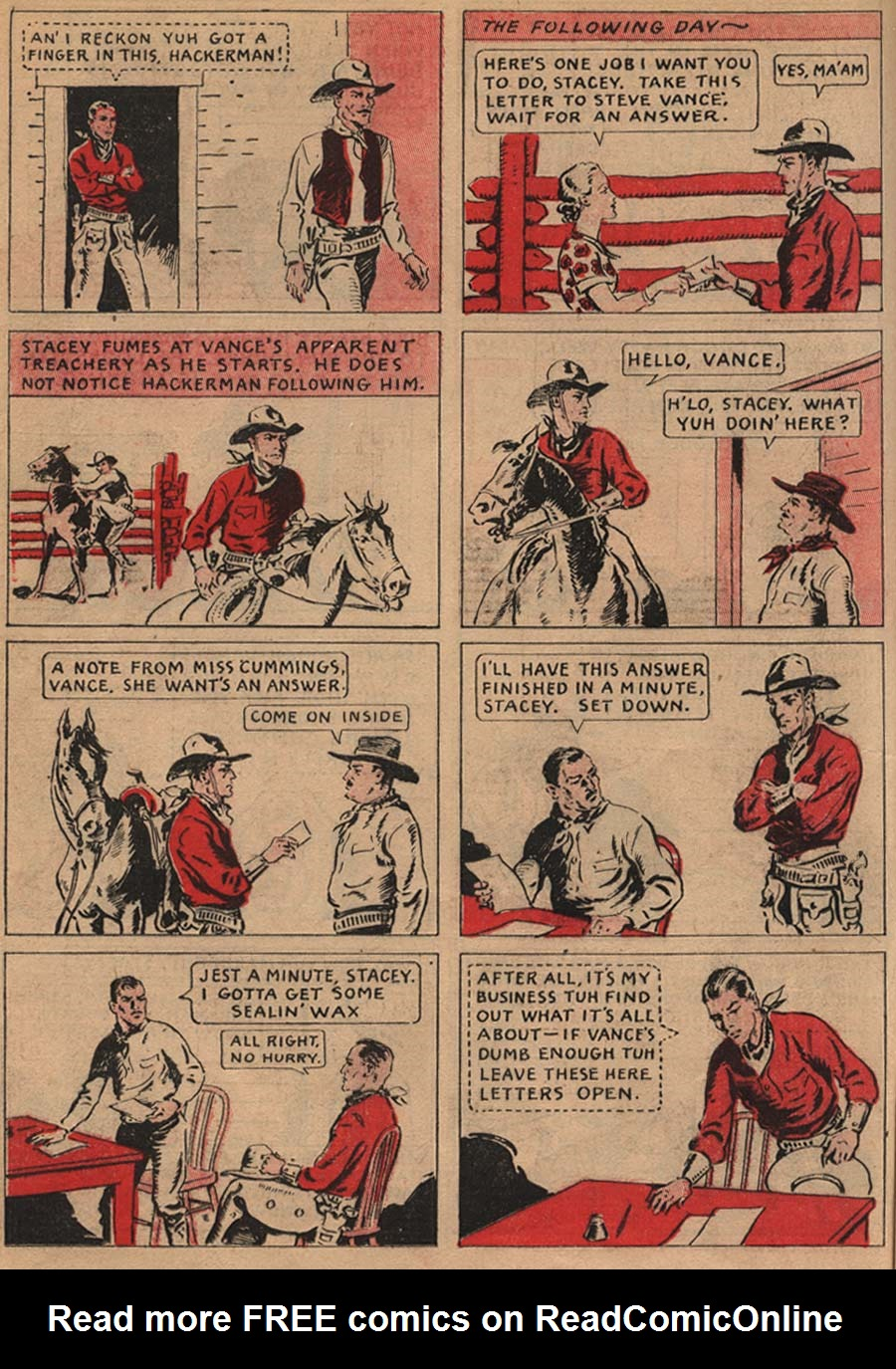 Blue Ribbon Comics (1939) issue 1 - Page 22
