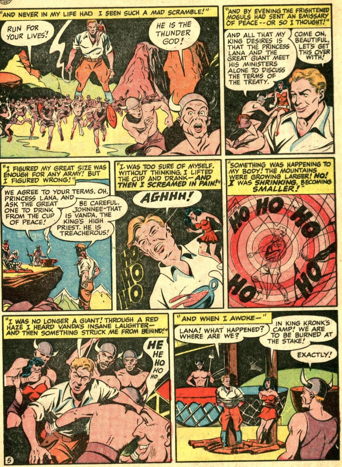 Comic Cavalcade issue 27 - Page 23