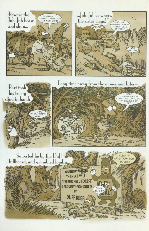 Read online Simpsons Comics comic -  Issue #42 - 25