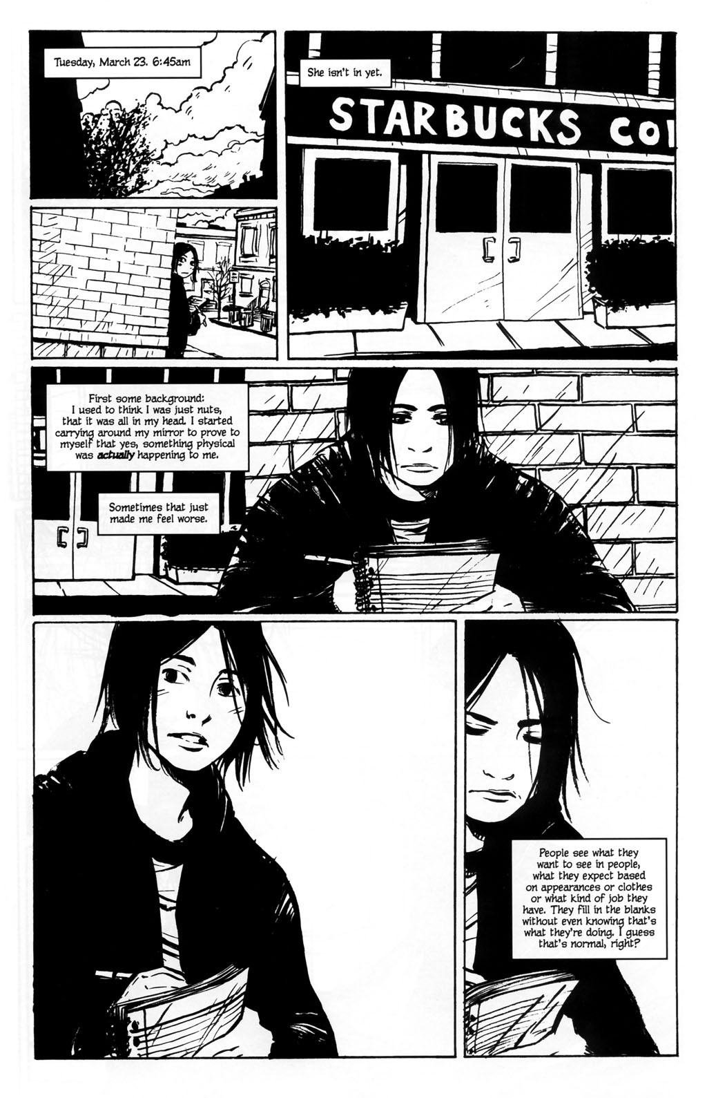 Read online Demo comic -  Issue #5 - 11
