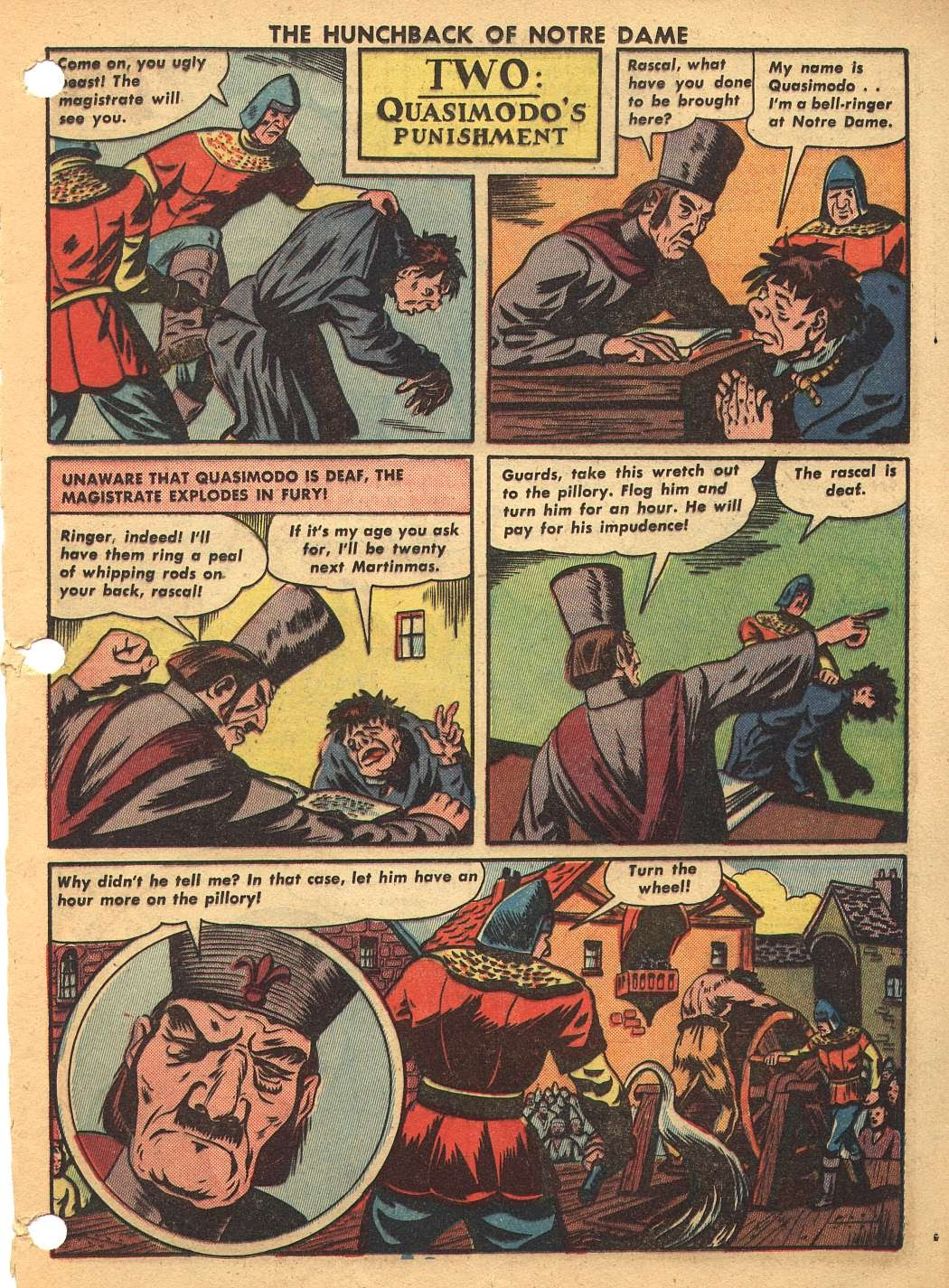 Classics Illustrated issue 18 - Page 28