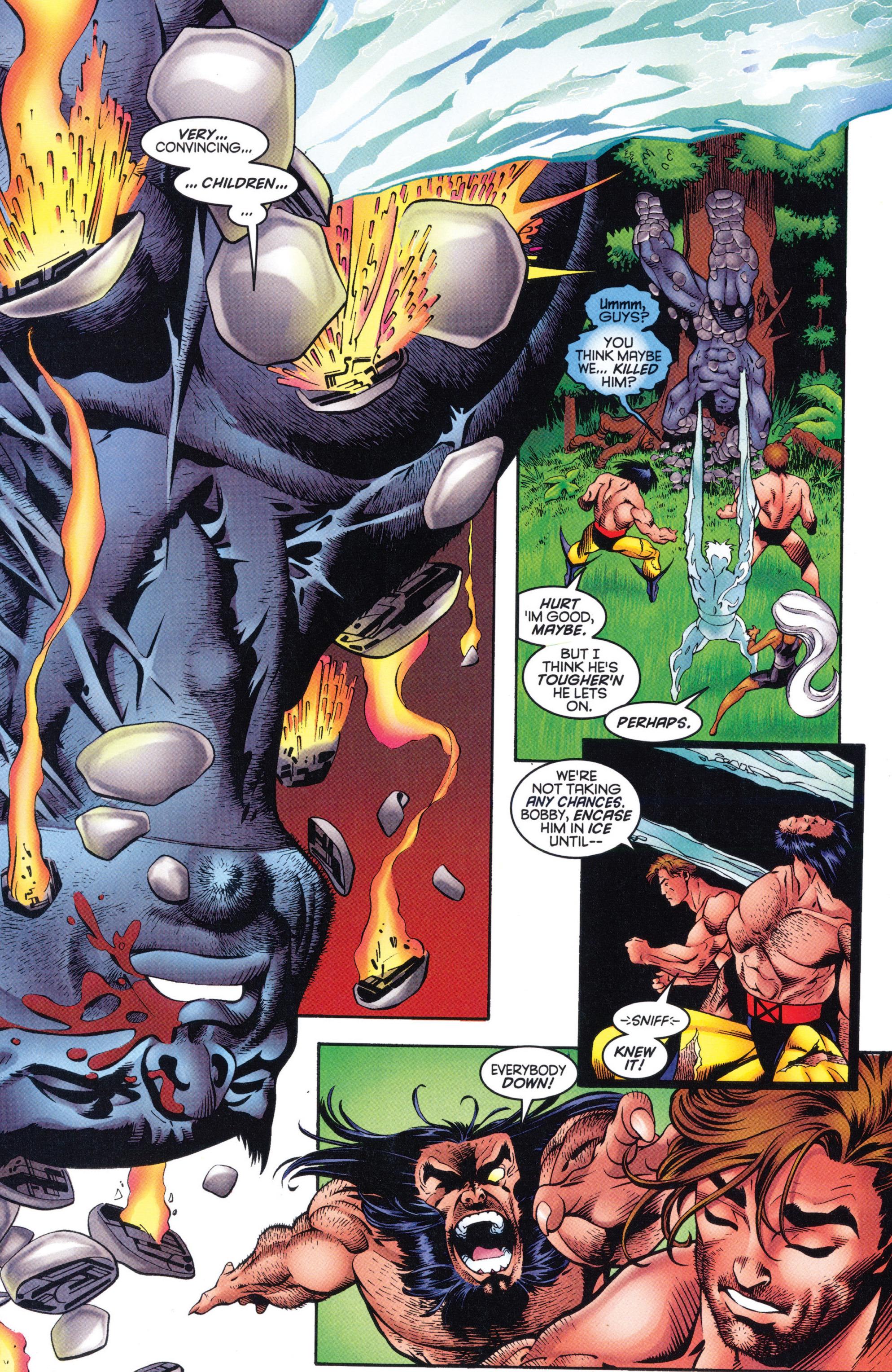 X-Men (1991) 50 Page 22