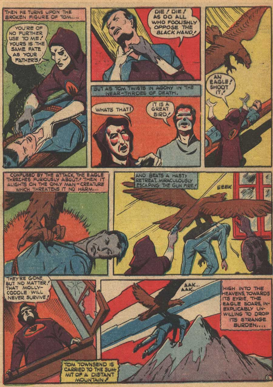 Blue Ribbon Comics (1939) issue 16 - Page 62