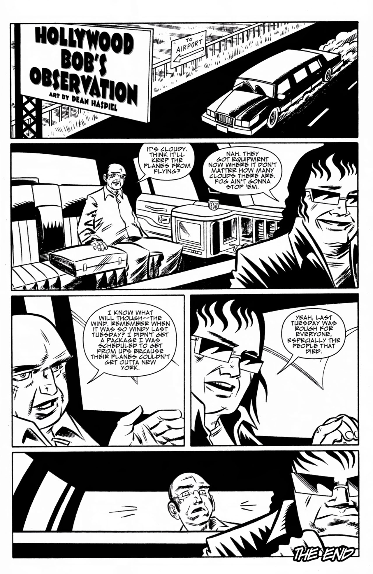 Read online American Splendor (2008) comic -  Issue #1 - 11