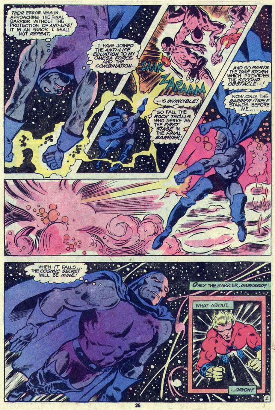 Read online Adventure Comics (1938) comic -  Issue #460 - 26