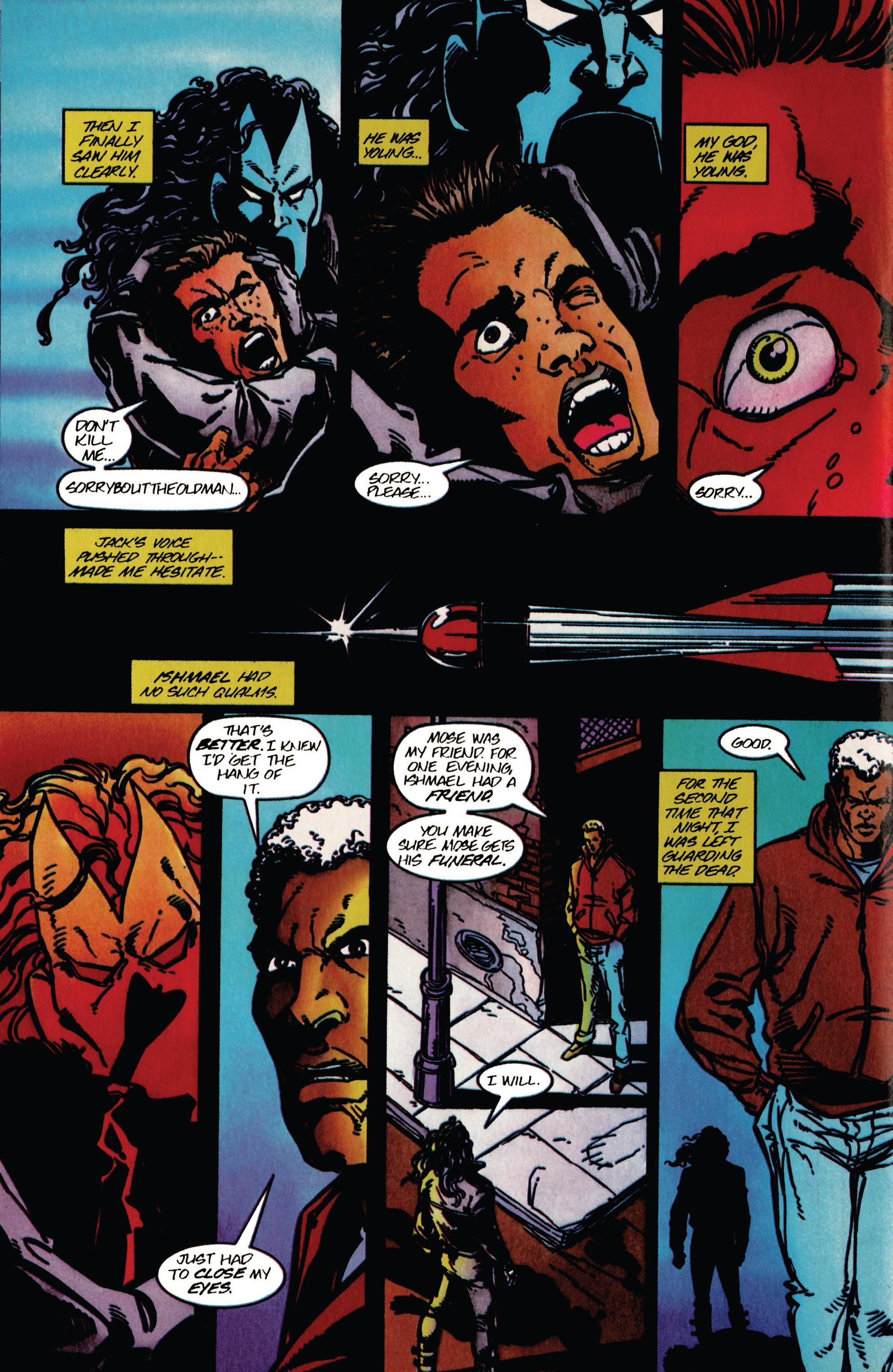 Read online Shadowman (1992) comic -  Issue #39 - 19