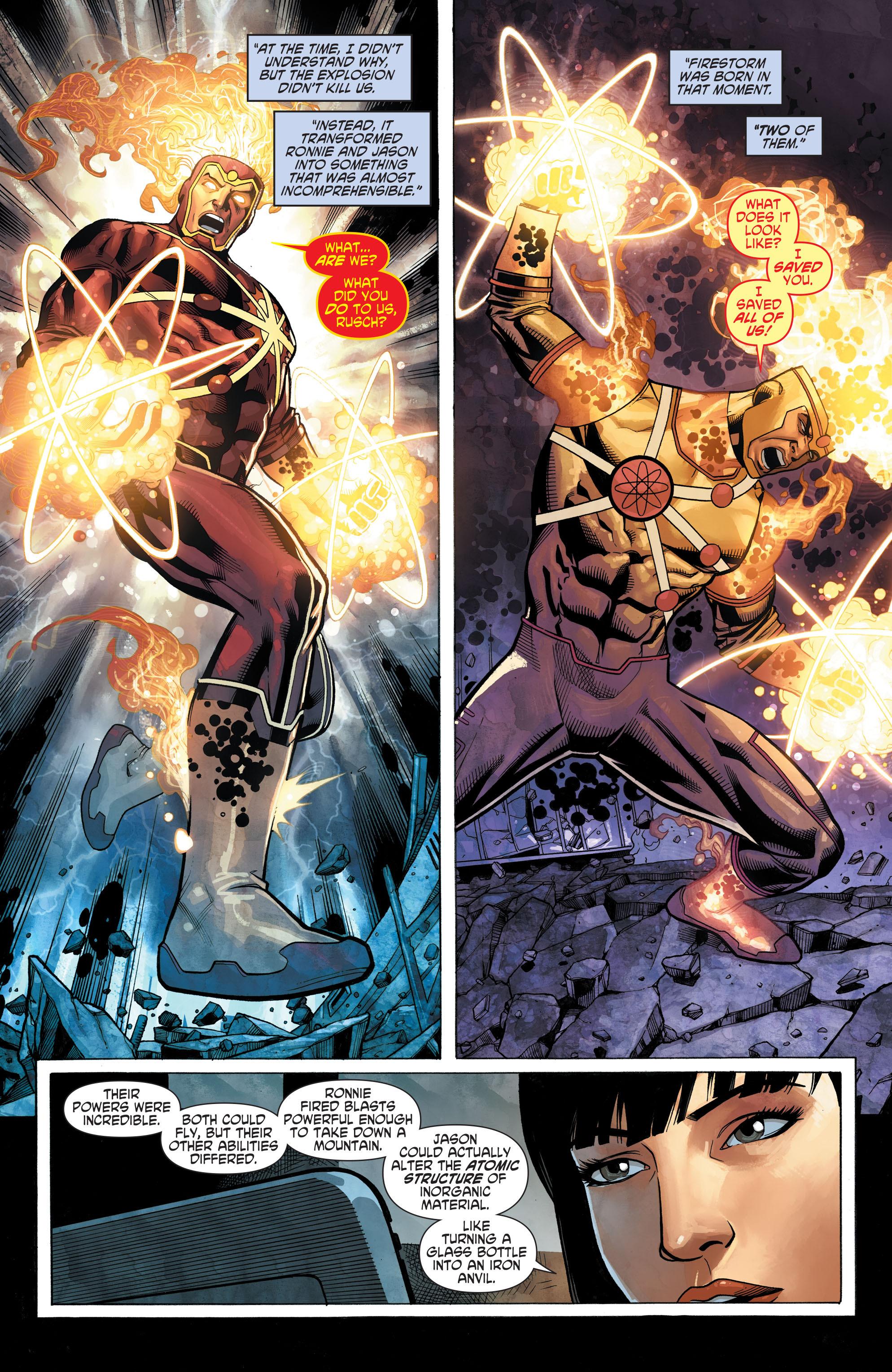 Read online Secret Origins (2014) comic -  Issue #10 - 18