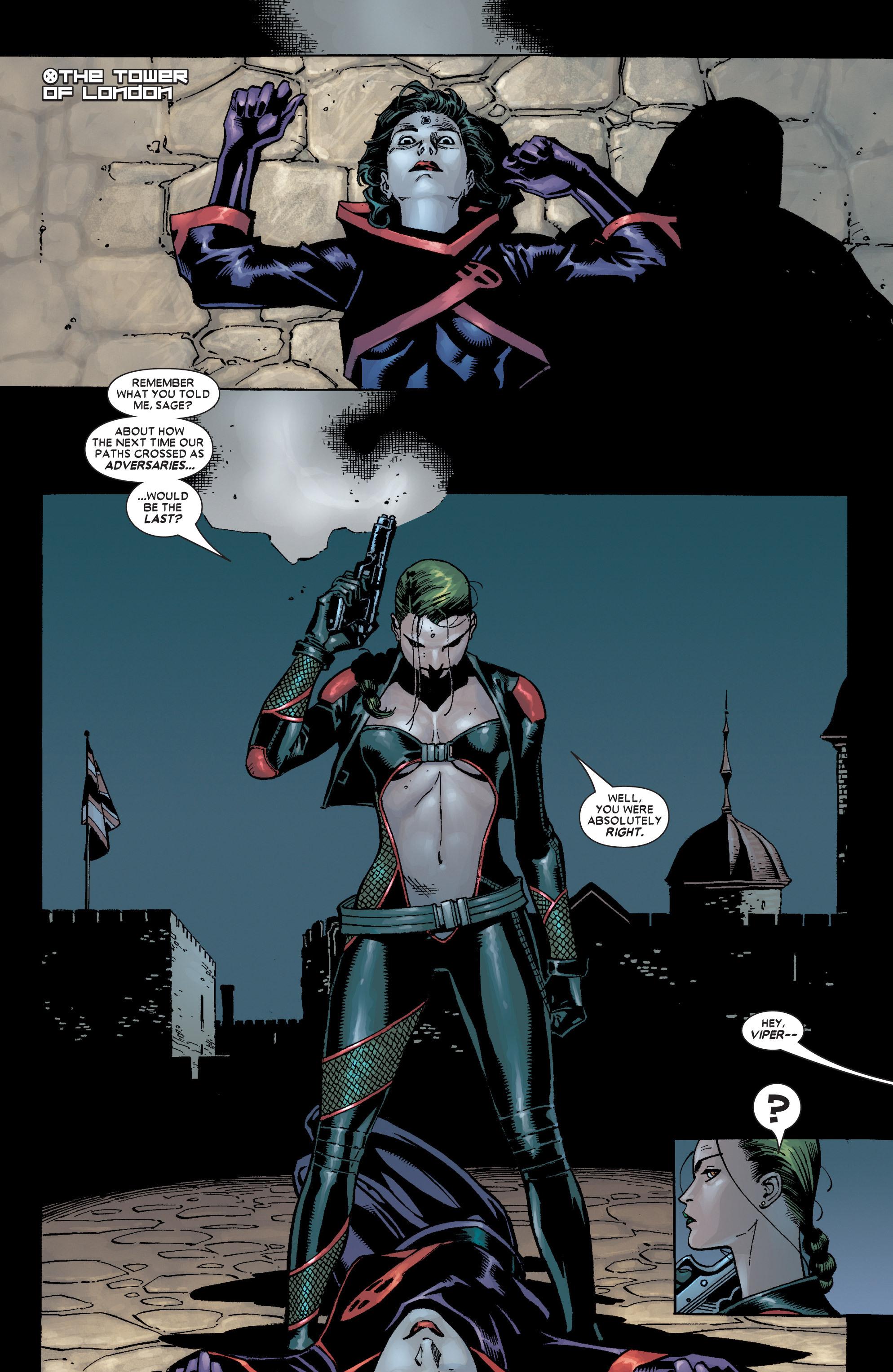 Read online Uncanny X-Men (1963) comic -  Issue #449 - 3