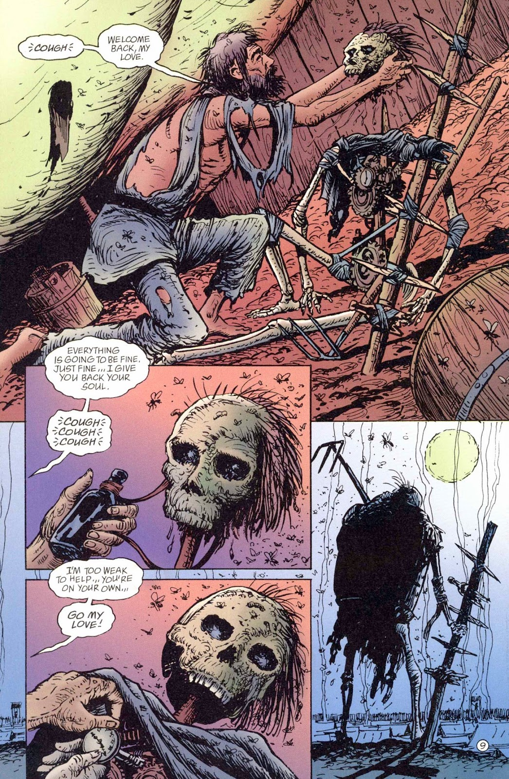 Read online Weird War Tales (1997) comic -  Issue #2 - 25
