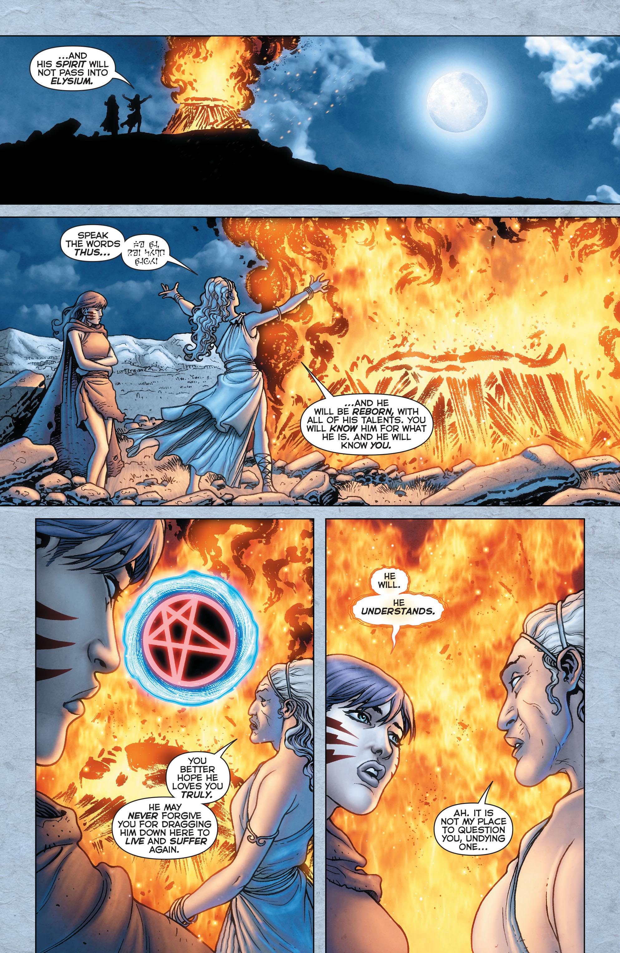 Read online Trinity of Sin: Pandora comic -  Issue #13 - 6