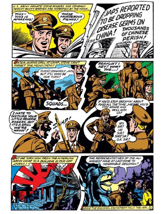 Read online All-Winners Comics comic -  Issue #5 - 19