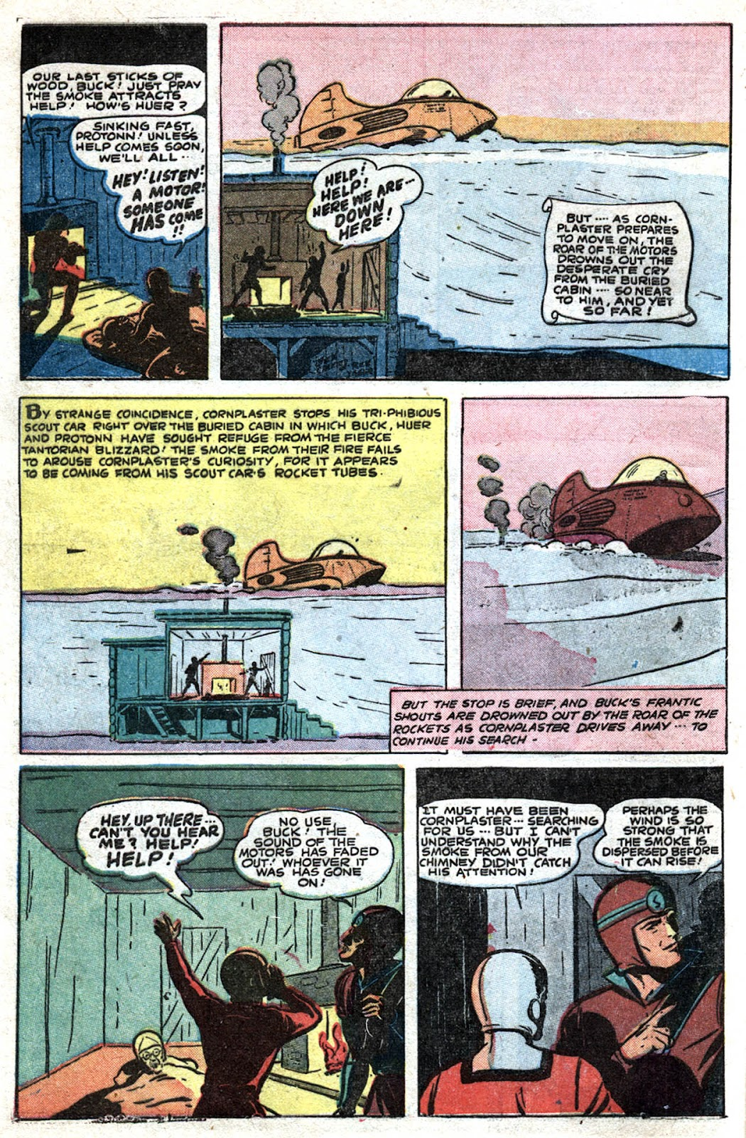 Read online Famous Funnies comic -  Issue #173 - 6