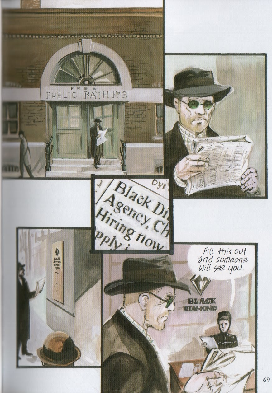 Read online The Black Diamond Detective Agency comic -  Issue # TPB - 69