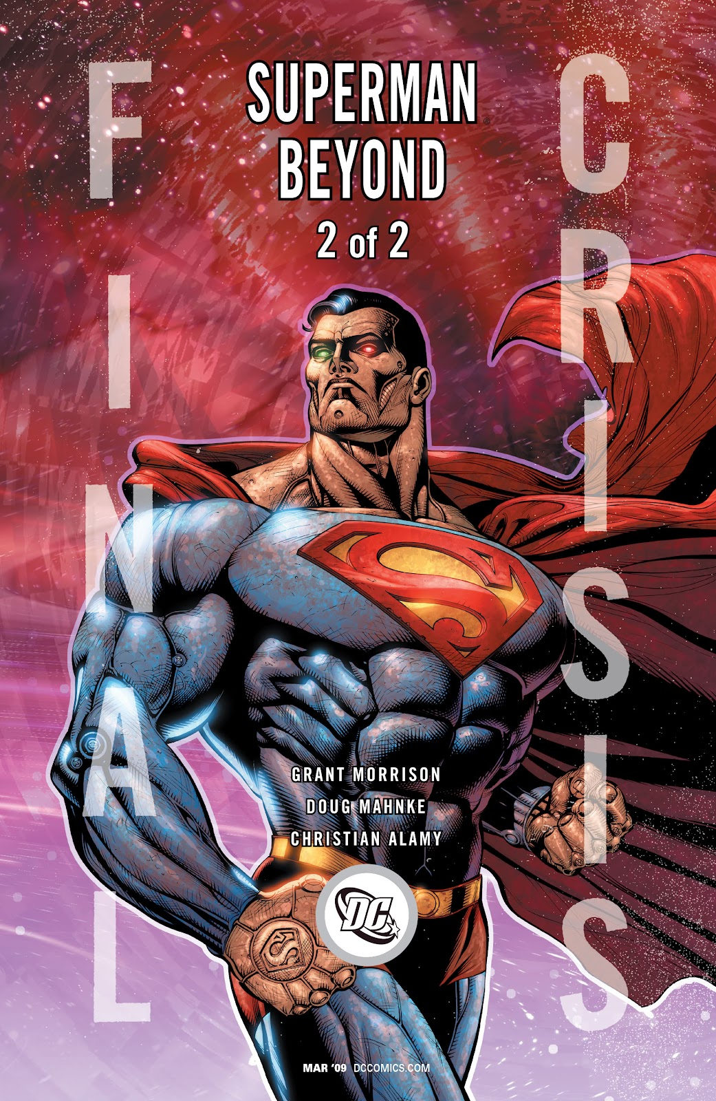 Final Crisis: Superman Beyond issue 2 - Page 1