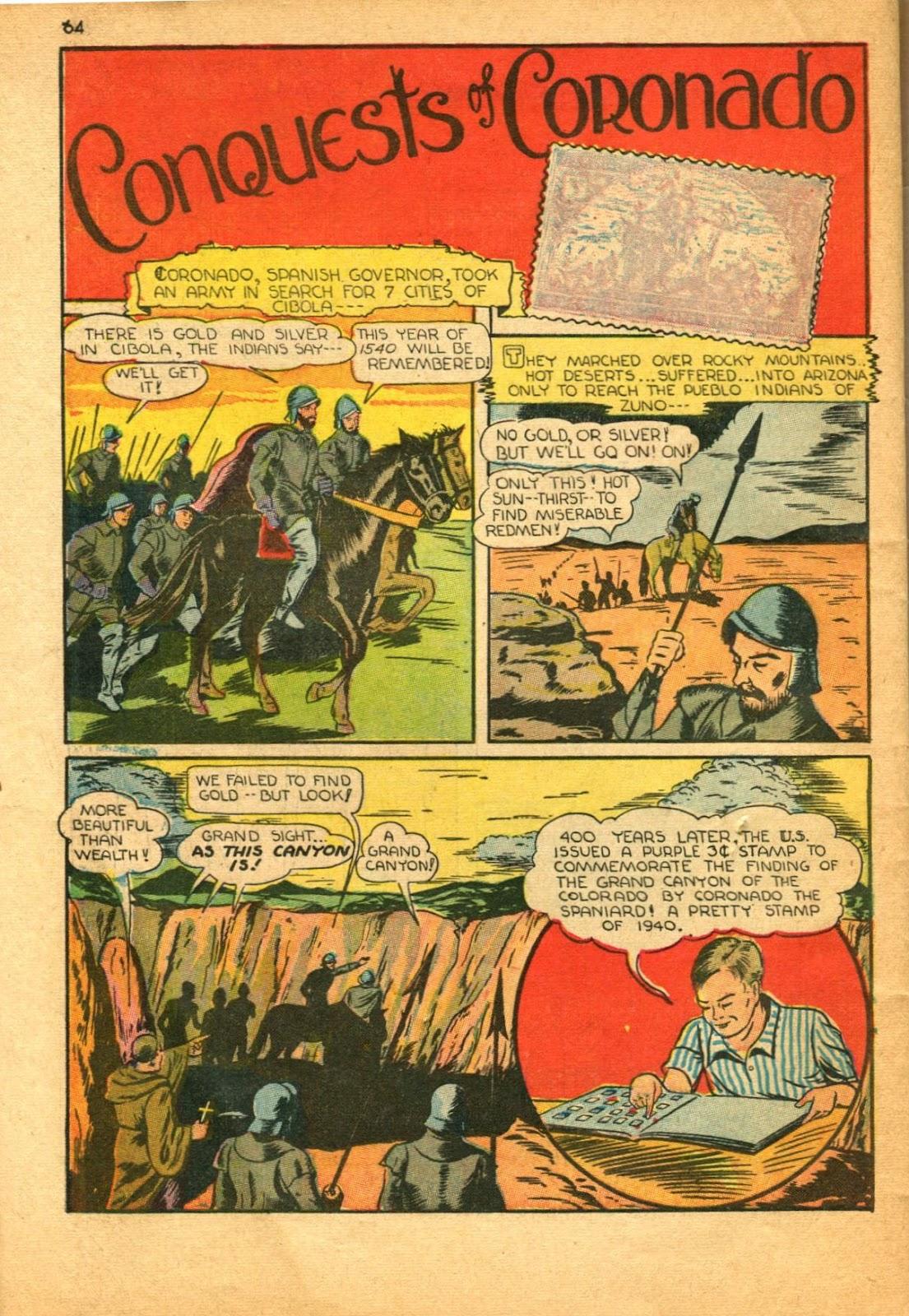 Read online Super-Magician Comics comic -  Issue #11 - 64