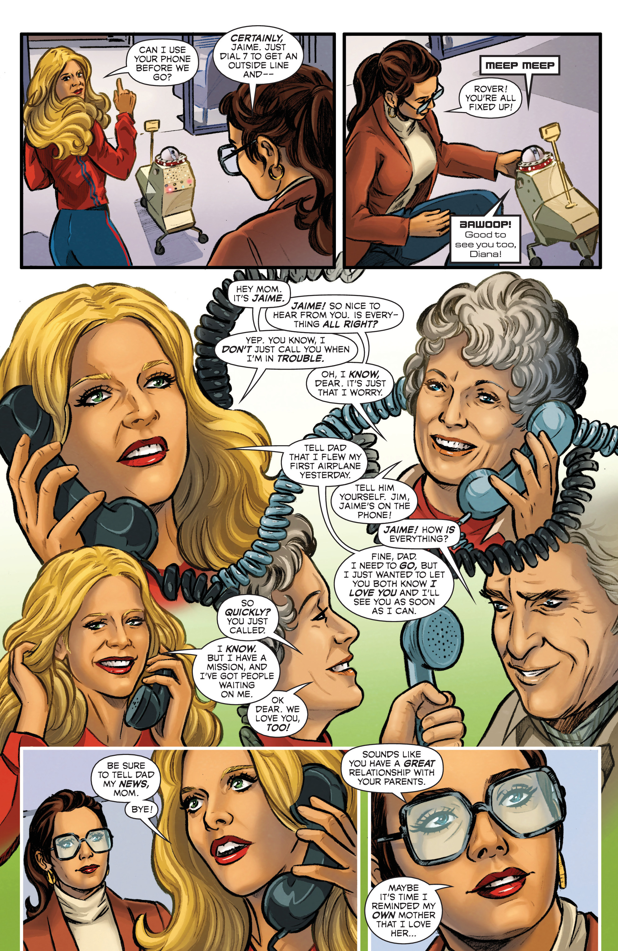 Read online Wonder Woman '77 Meets The Bionic Woman comic -  Issue #3 - 20